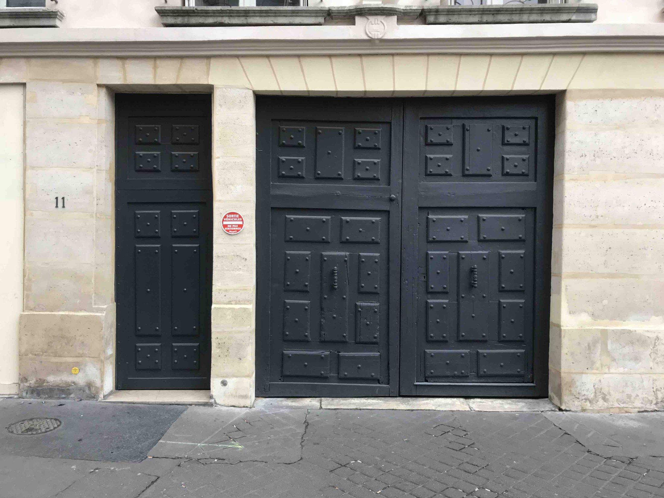 11 RUE BLAINVILLE PARIS
