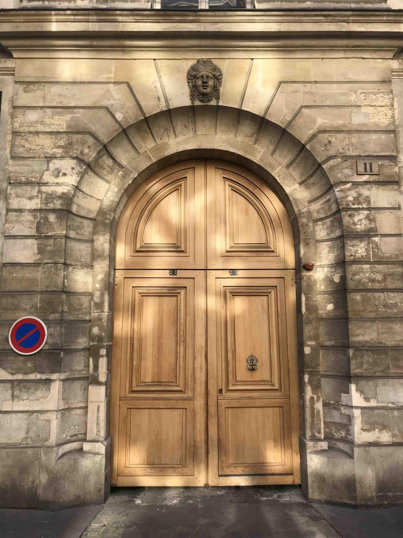 11 RUE VIEILLE DU TEMPLE PARIS 3
