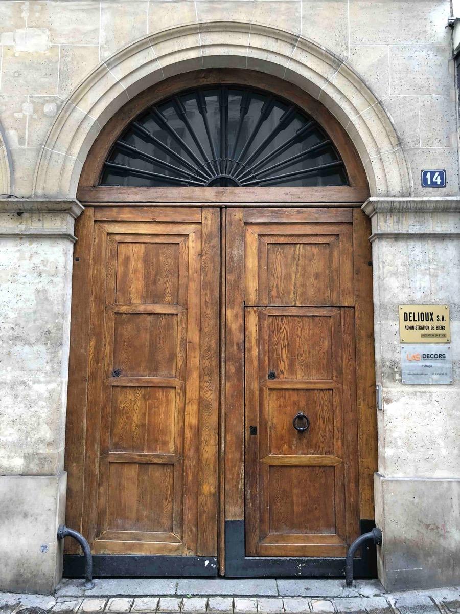 14 RUE VIGNON PARIS 9