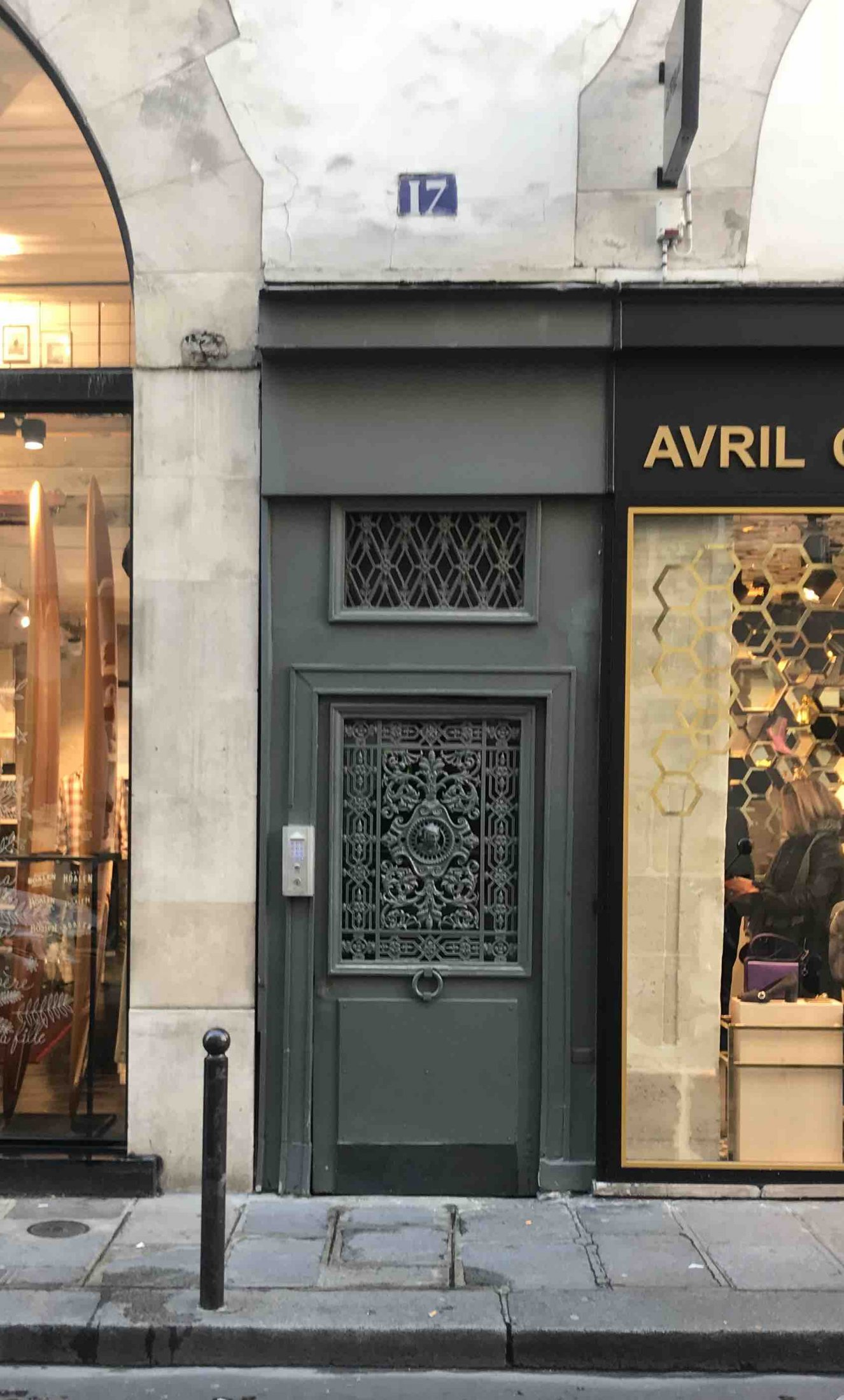 17 RUE DES QUATRE-VENTS PARIS 6