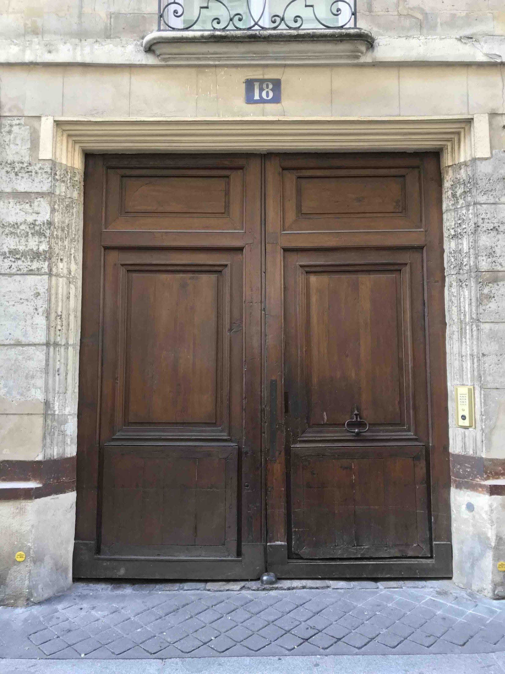 18 RUE CASSETTE PARIS 6