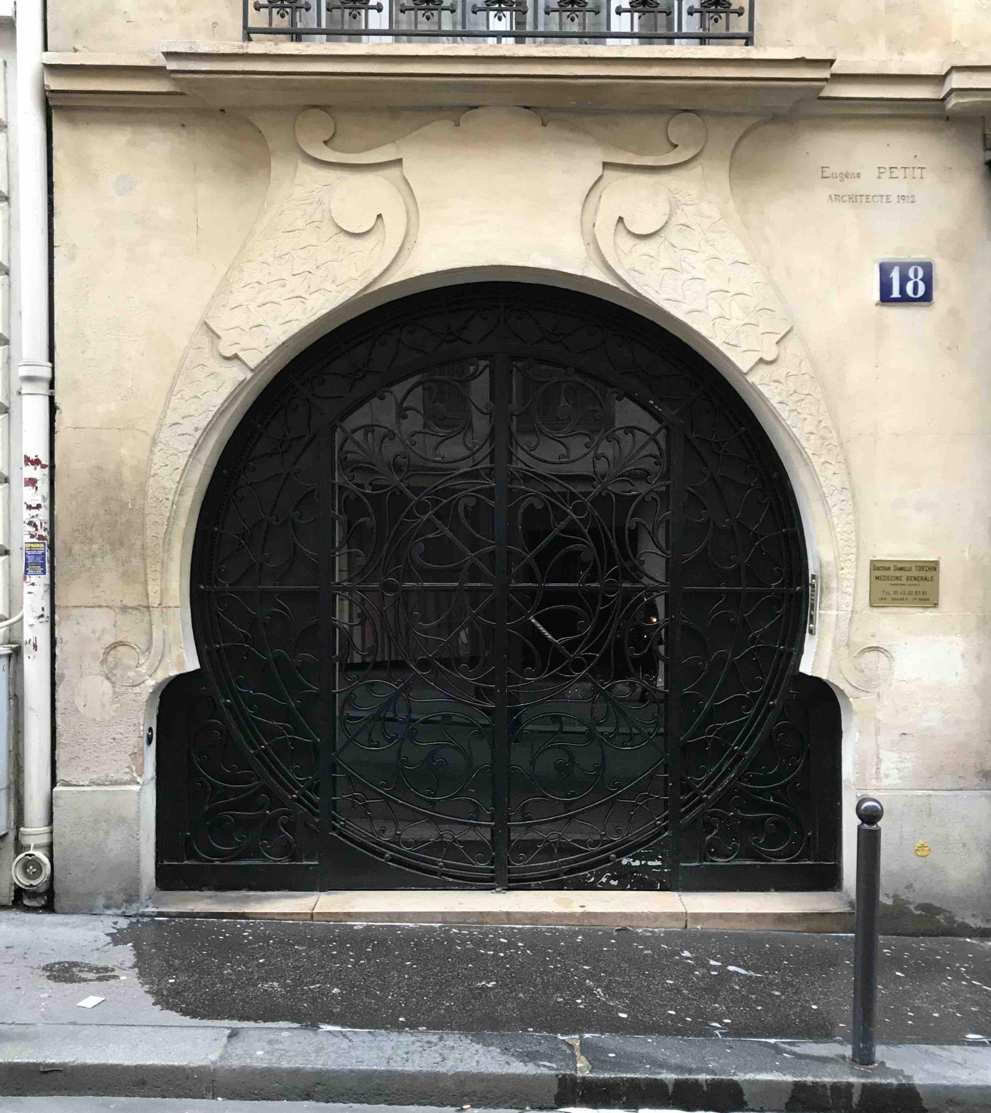 18 RUE DU GENERAL BEURET PARIS 15