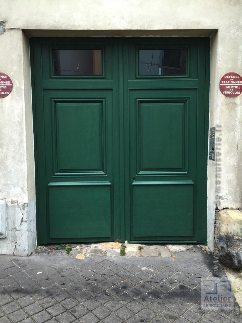 2013 01 Porte Cochère Rue Des Pavillons Paris 20