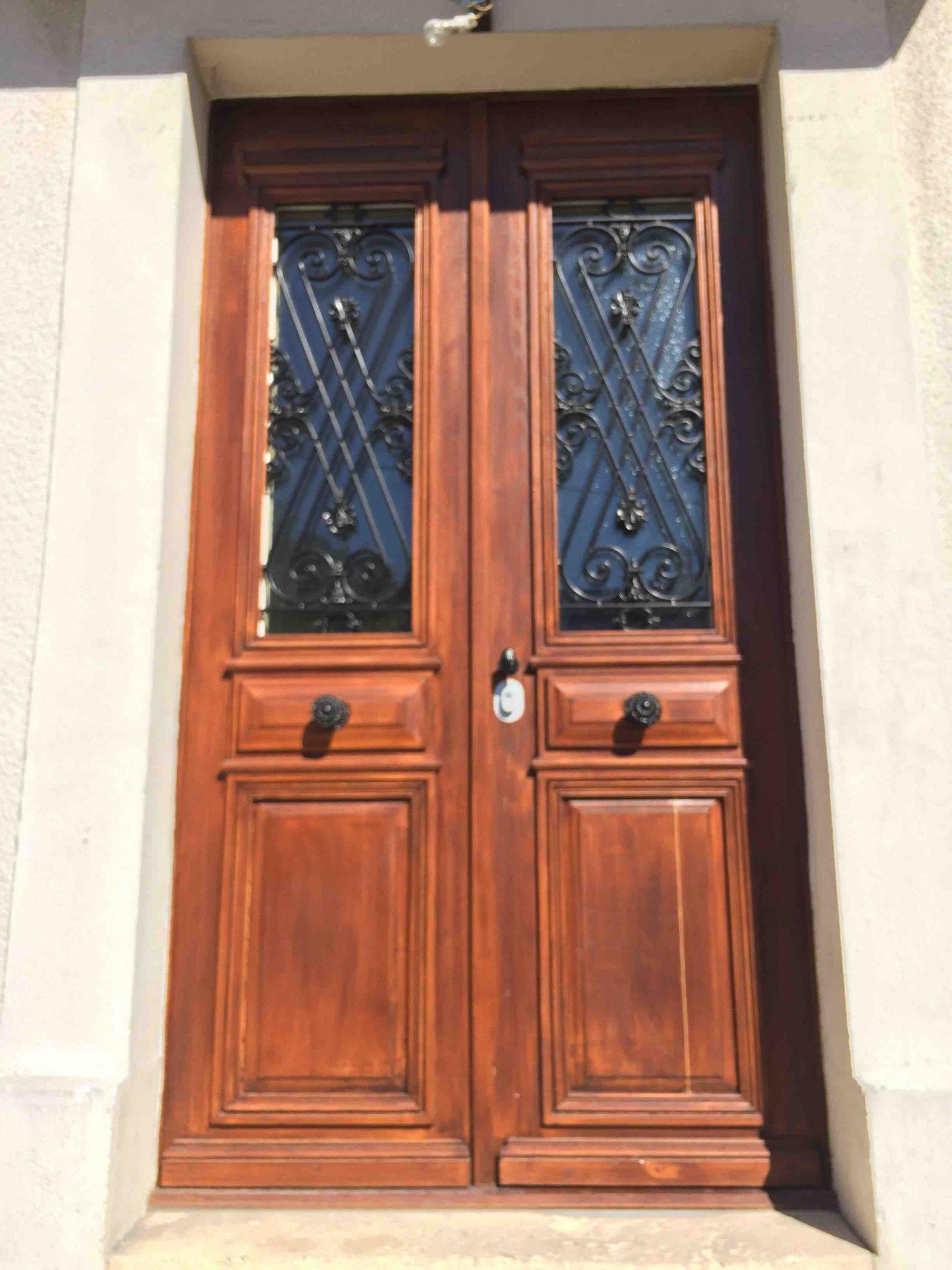 2015 07 Porte En Chene Pavillon Villemonble