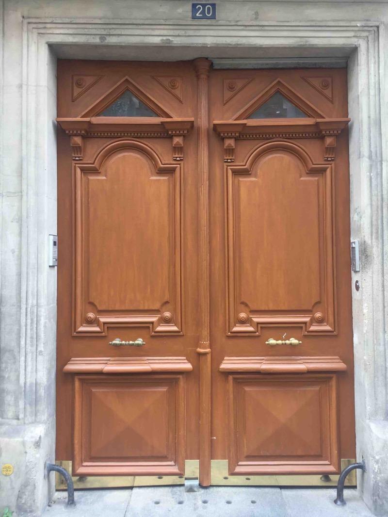 2015 08 Petite Porte Cochère 20 Rue De La Glacière Paris 13
