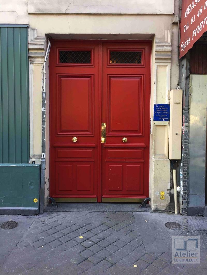 2016 10 Porte Cochère Av De Saint Ouen Paris 17
