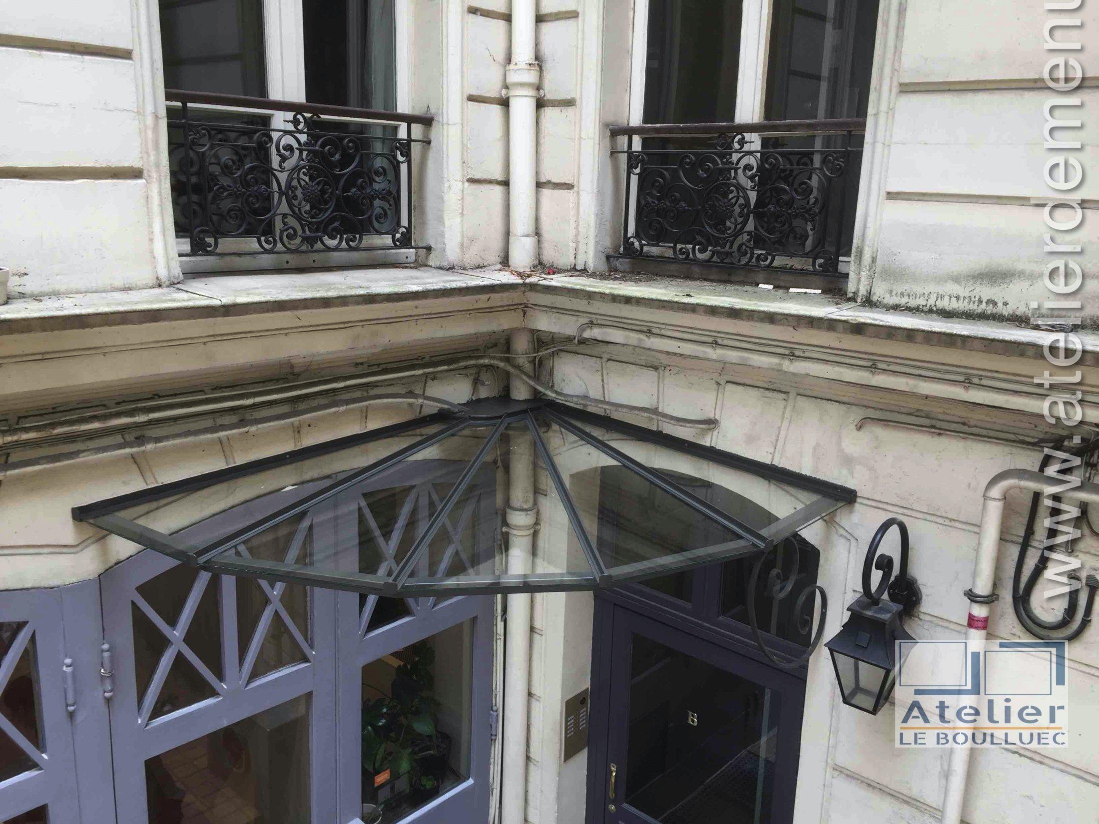 2020 07 Marquise Rue St Honoré Posée P2
