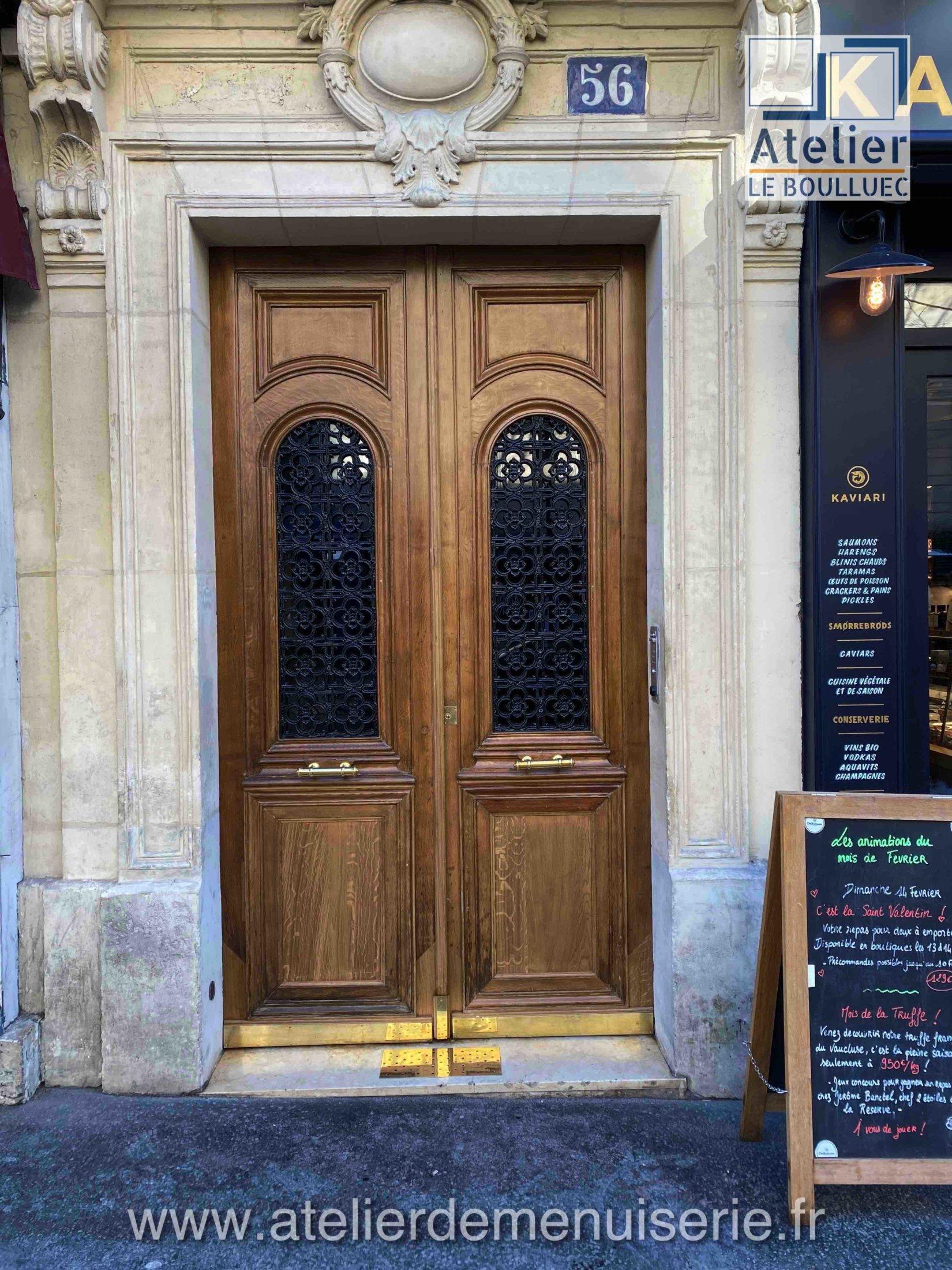 2020 12 56 RUE DES MARTYRS PARIS 9 APRES RESTAURATION