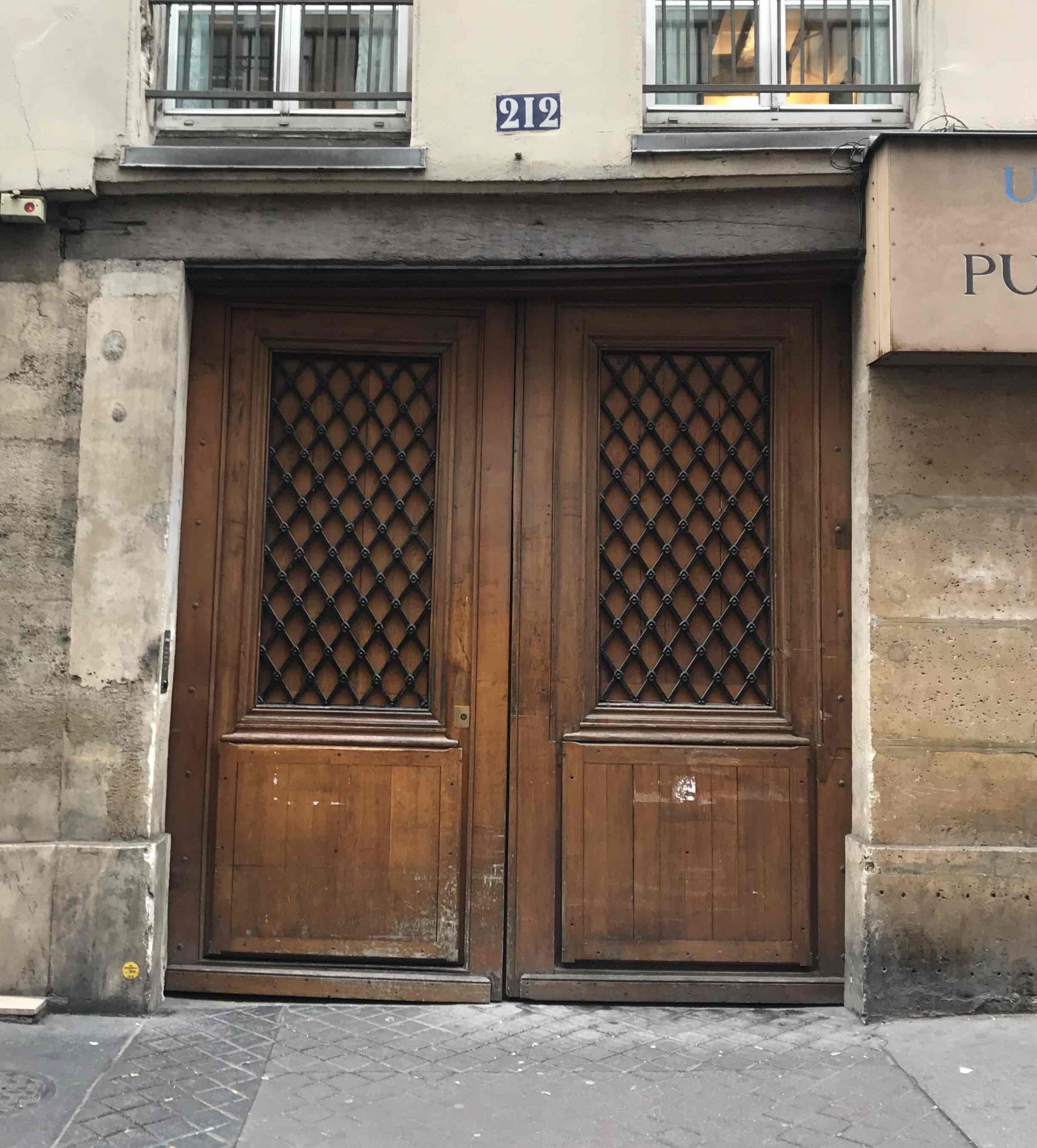 212 RUE SAINT JACQUES