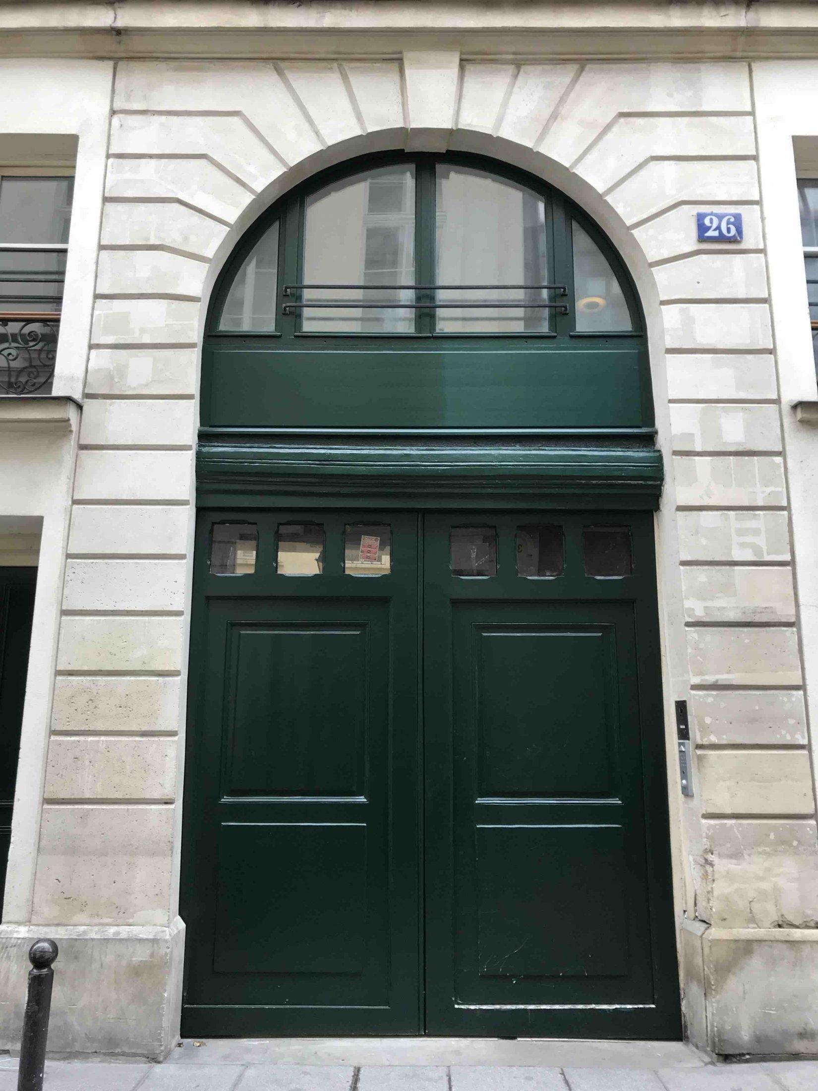 26 RUE DU SENTIER PARIS 9
