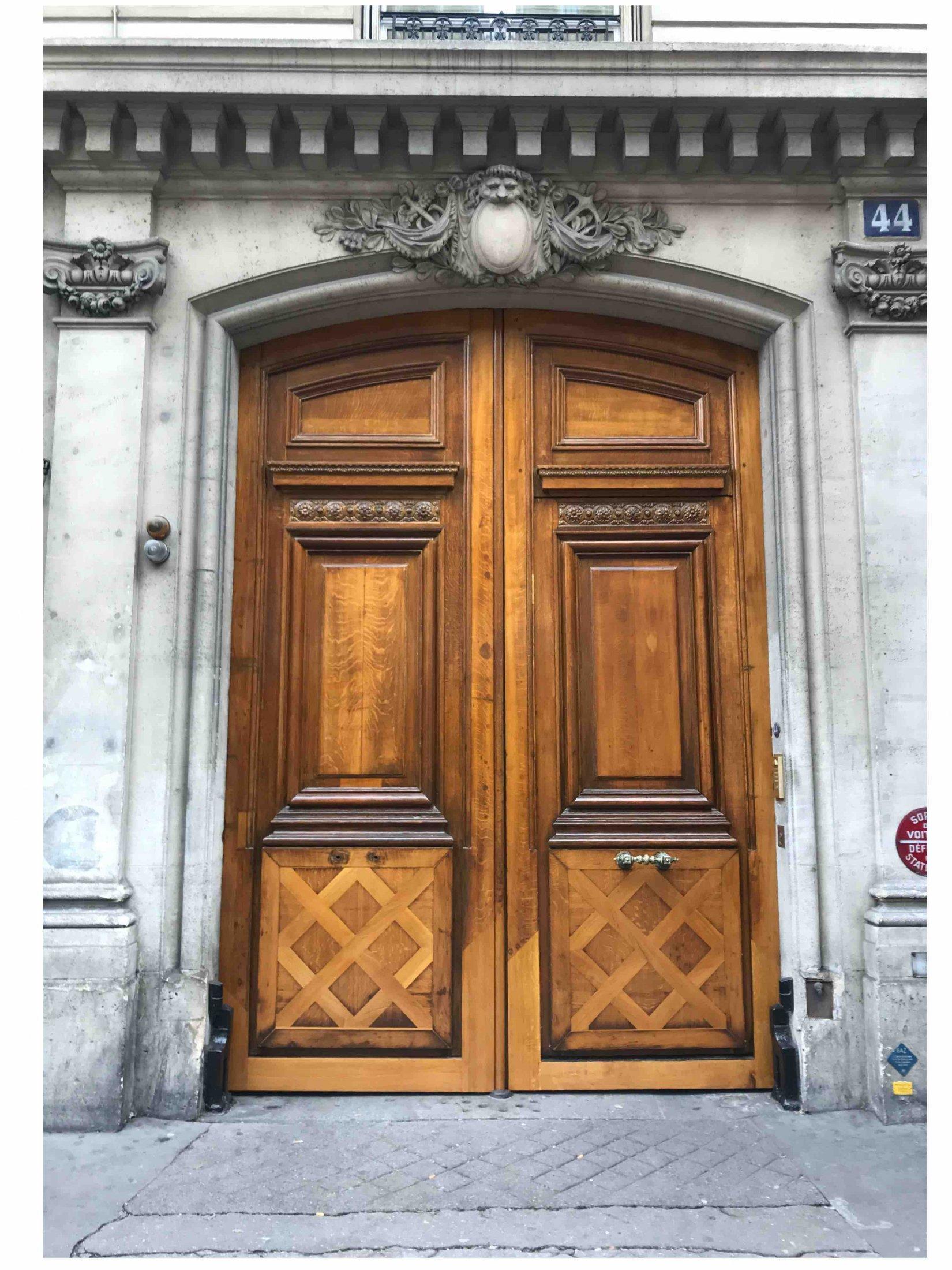 44 RUE DU LOUVRE PARIS 1