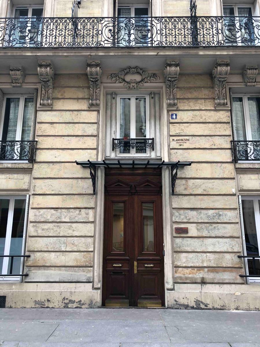 4 RUE LEOPOLD ROBERT PARIS 14
