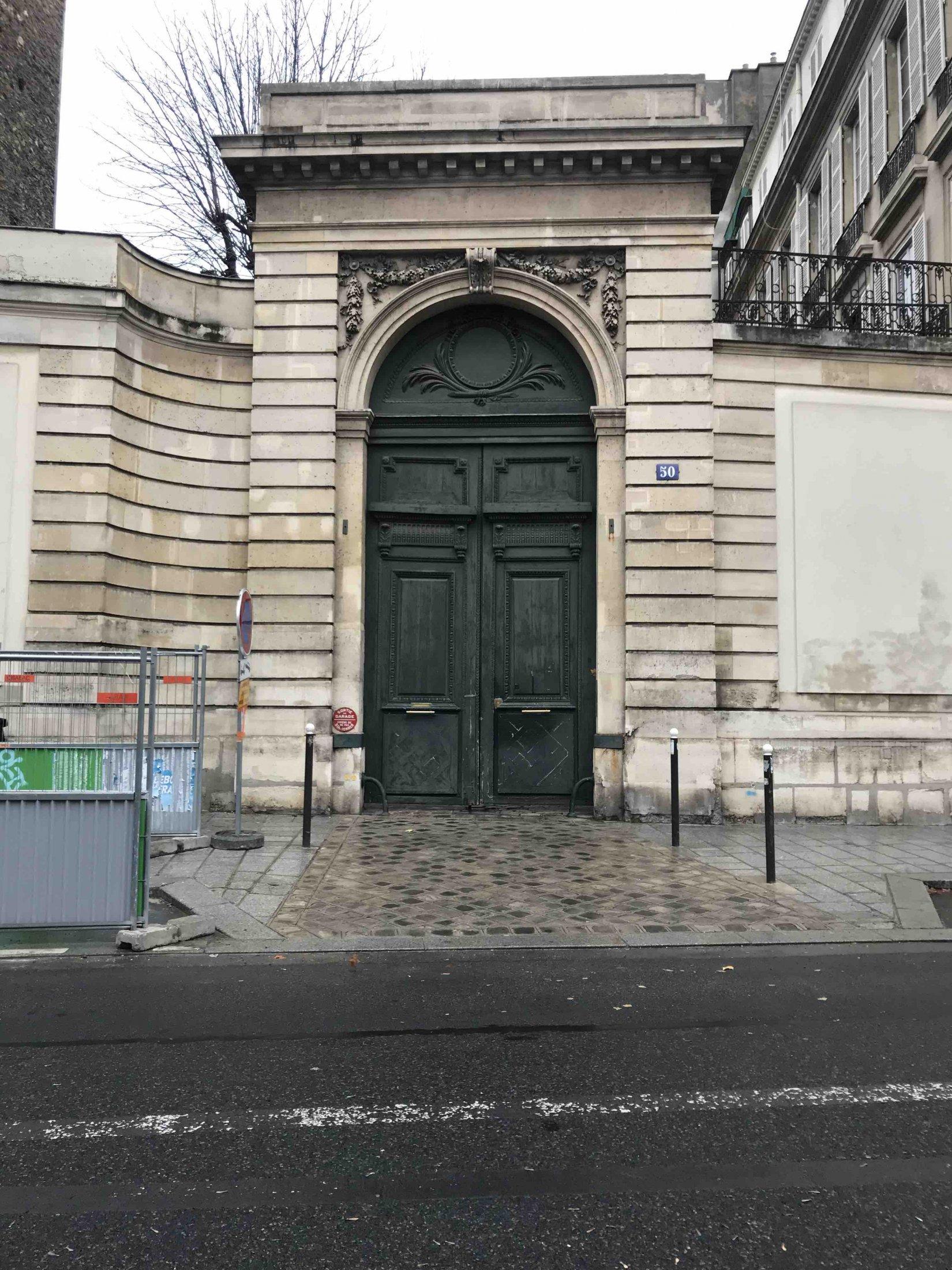 50 Rue De Vaugirard - Paris 6
