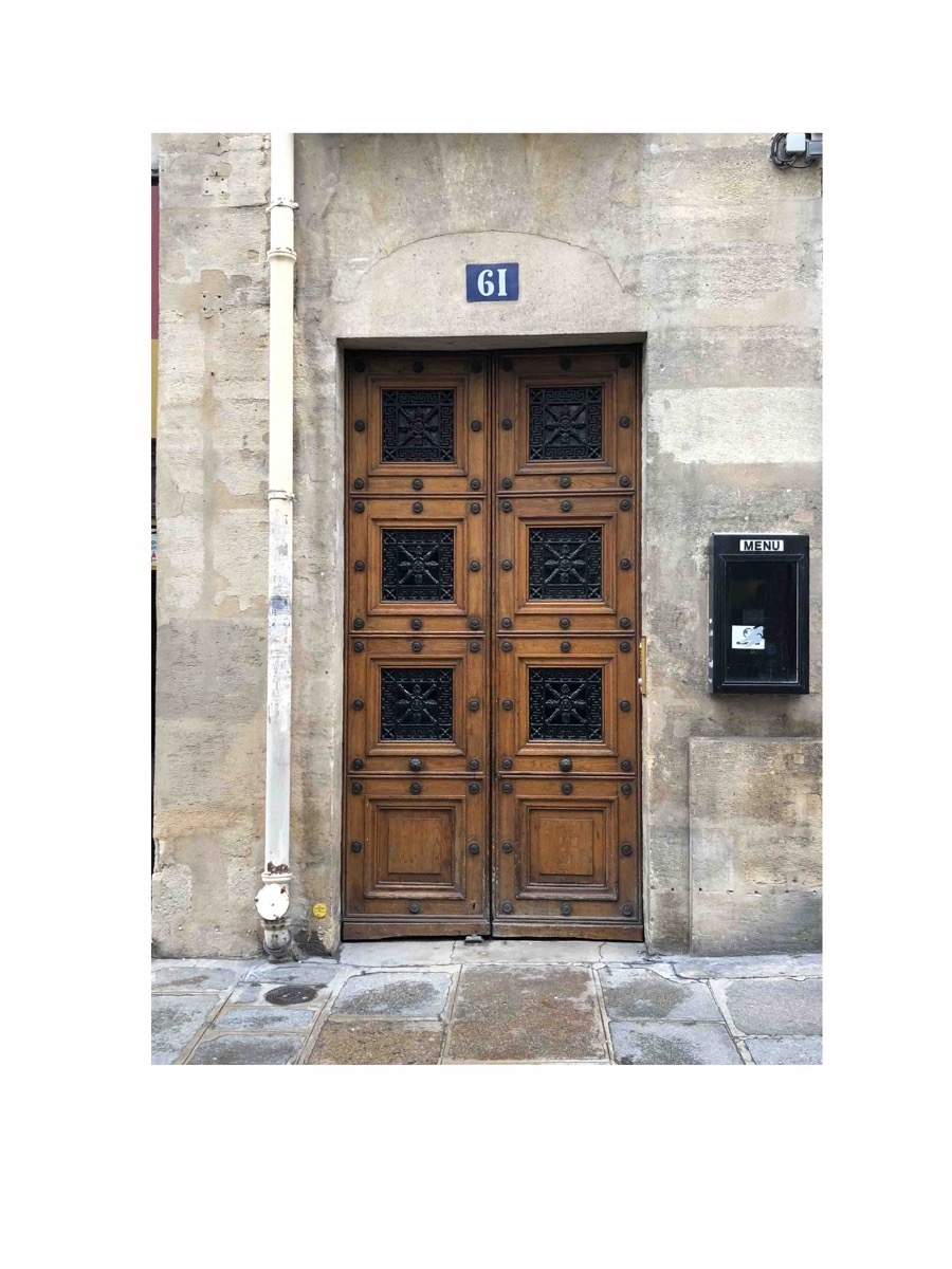 61 RUE MONSIEUR LE PRINCE PARIS 6