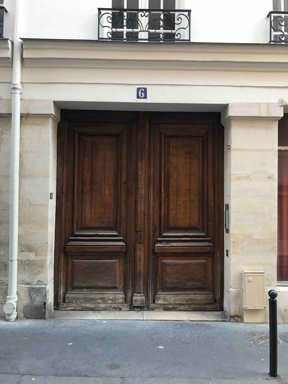 6 RUE MAITRE ALBERT PARIS 5