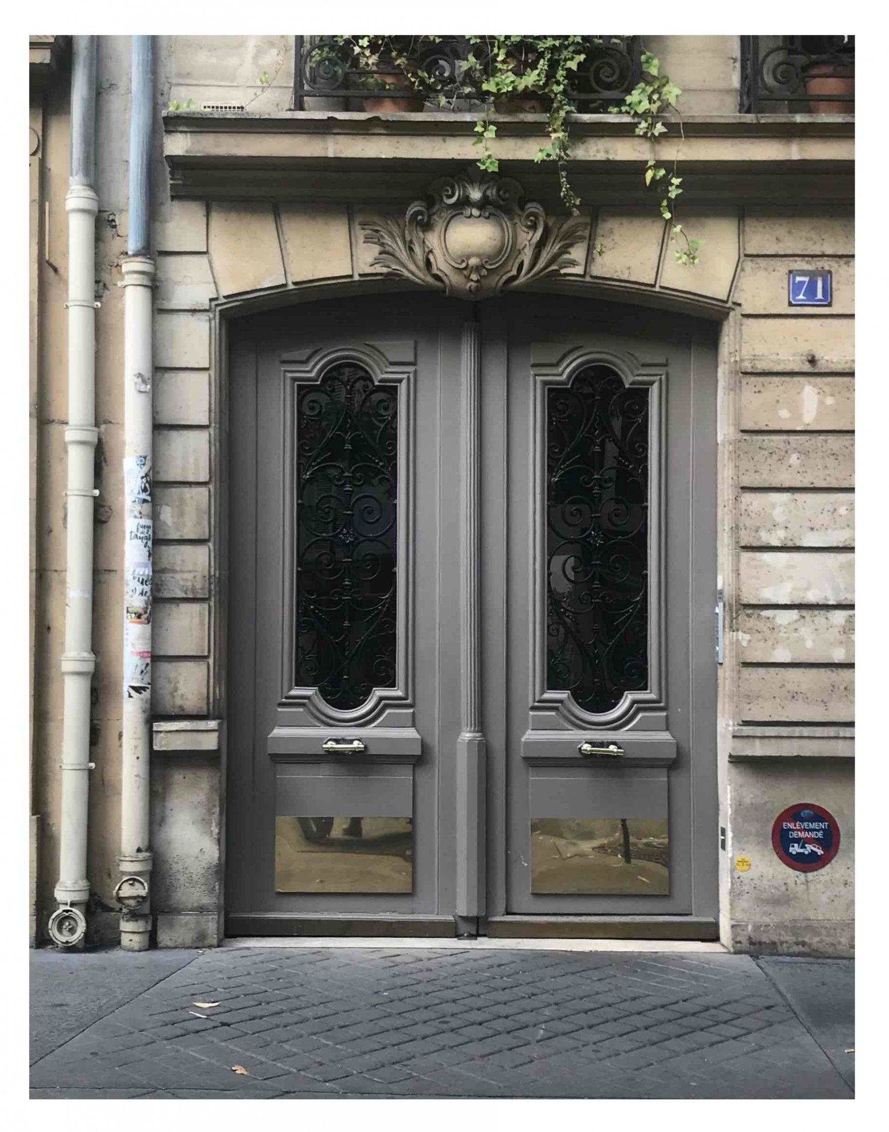 79 AV DE WAGRAM PARIS 17