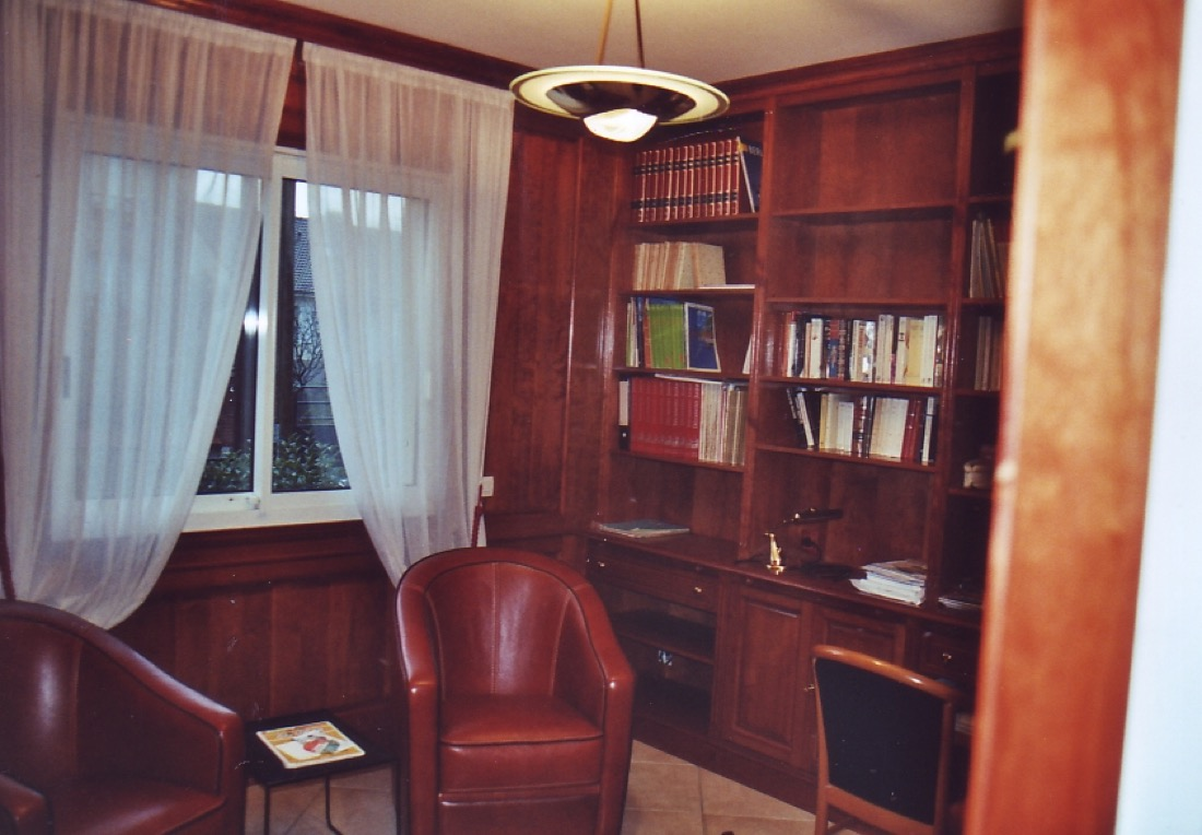 Bibliothèque Carnos 2