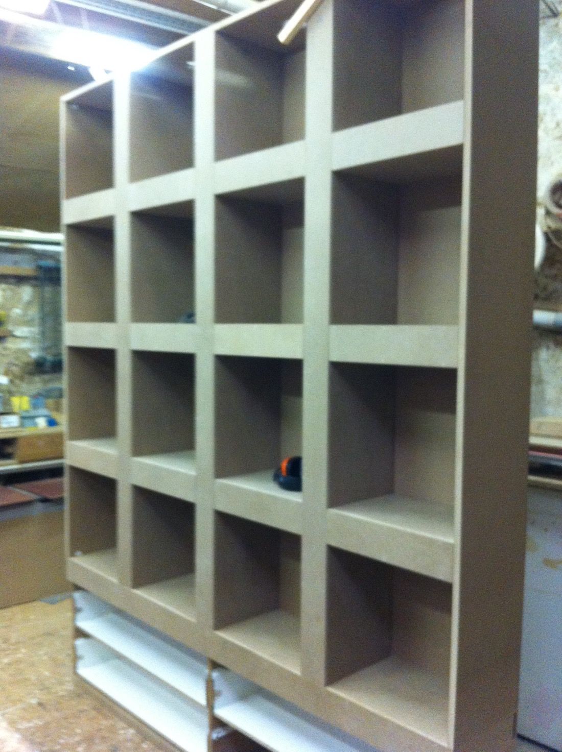 Bibliothèque Oliveira 0 Atelier