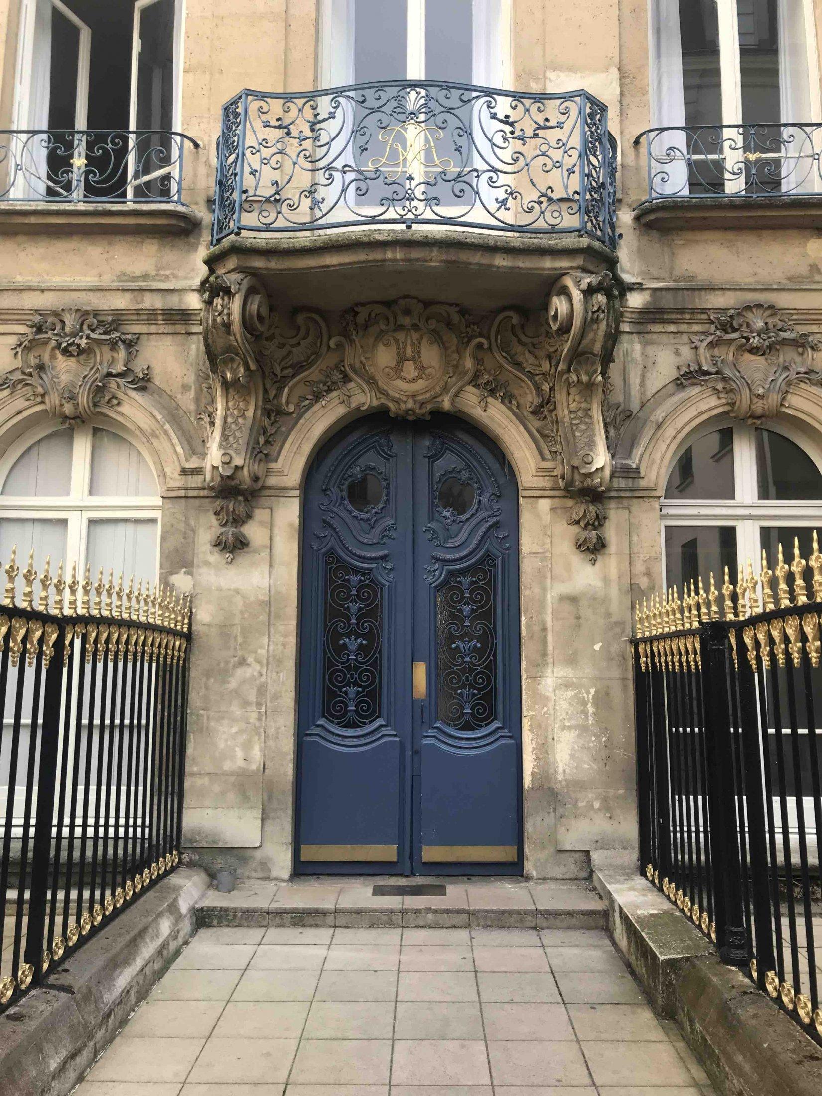 Cour Donnant Sur La Rue Saint Denis Entre Rue De Tracy Et Rue Blondel