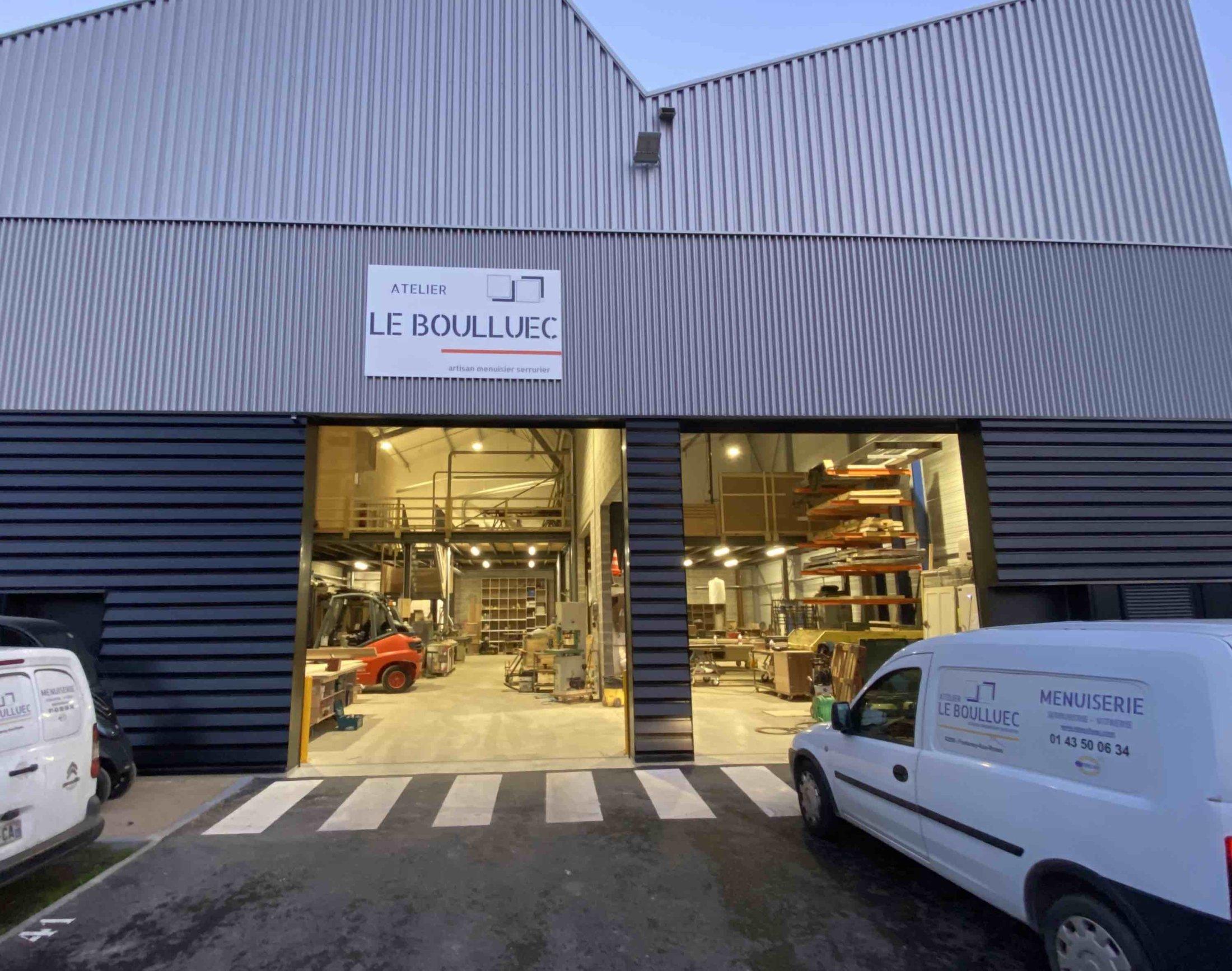 Facade Atelier LBC