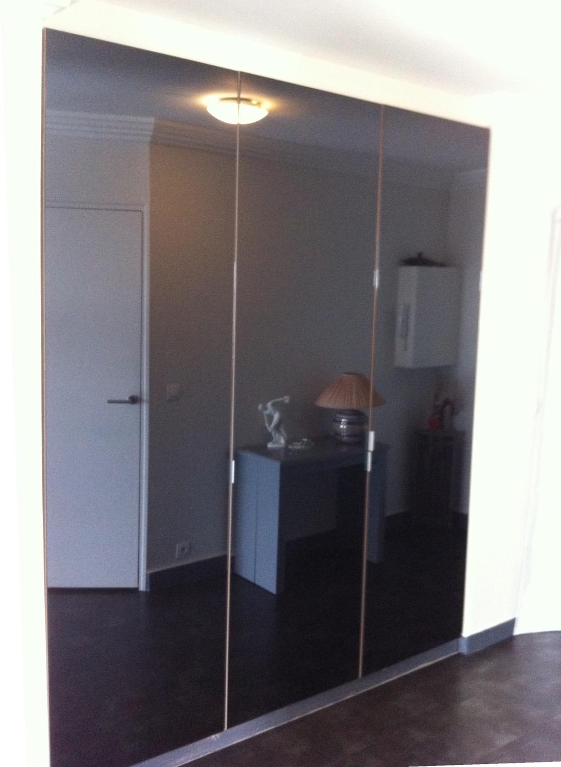 facade miroir toute hauteur coiffet 2 atelier de menuiserie