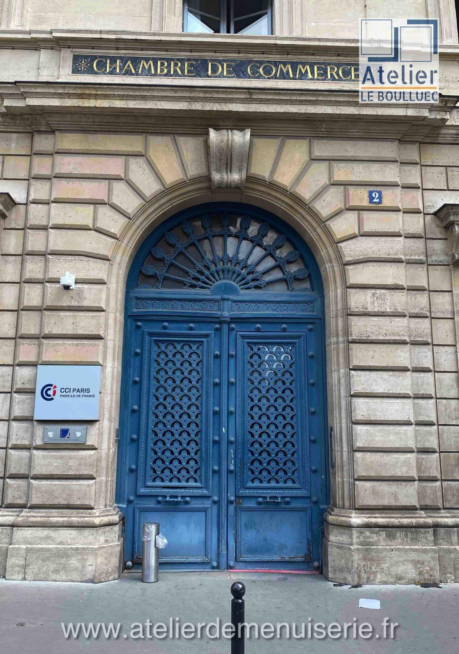 PORTE BATARDE 2 PLACE DE LA BOURSE PARIS 2