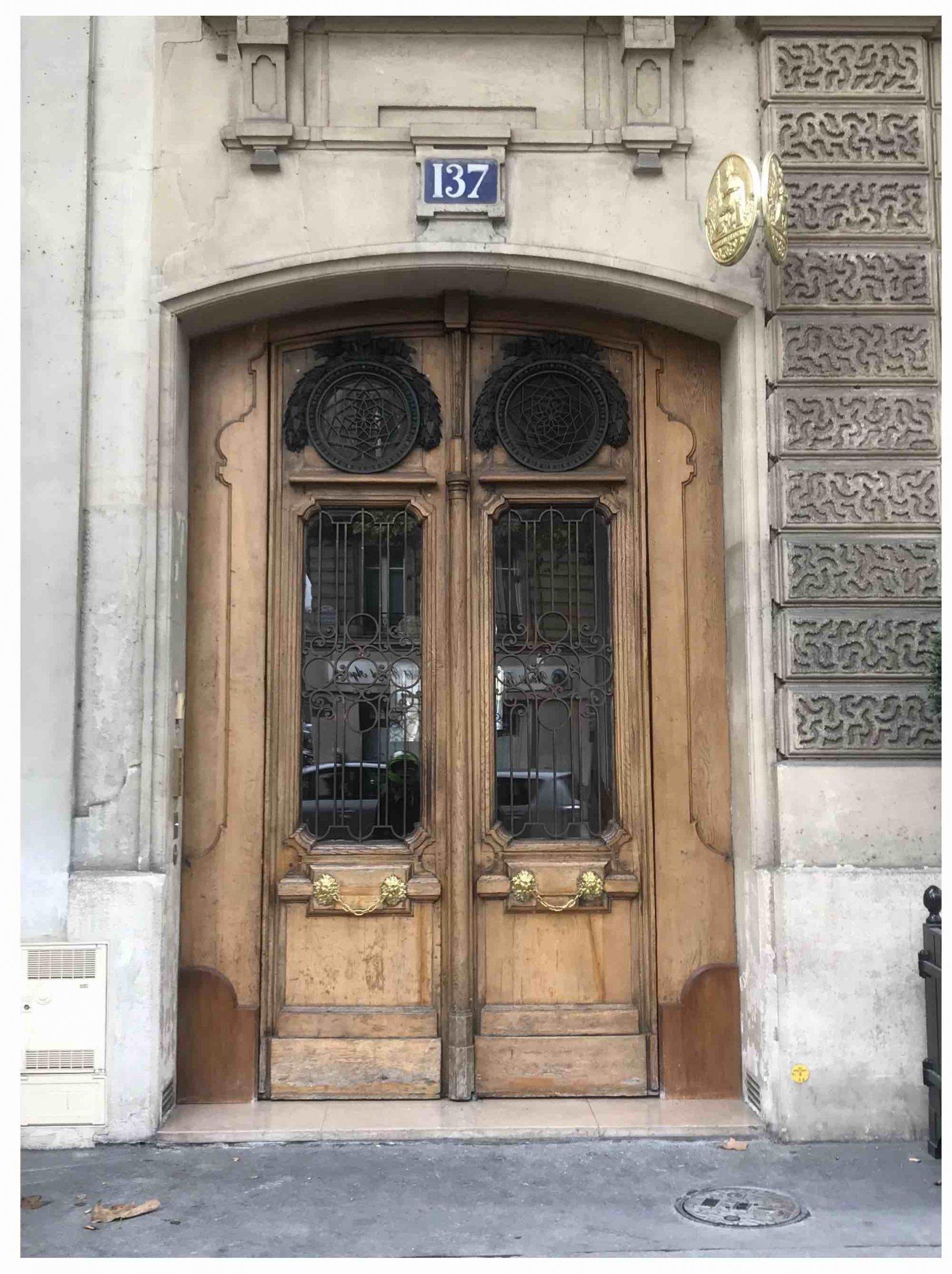 PORTE BATARDE PARIS