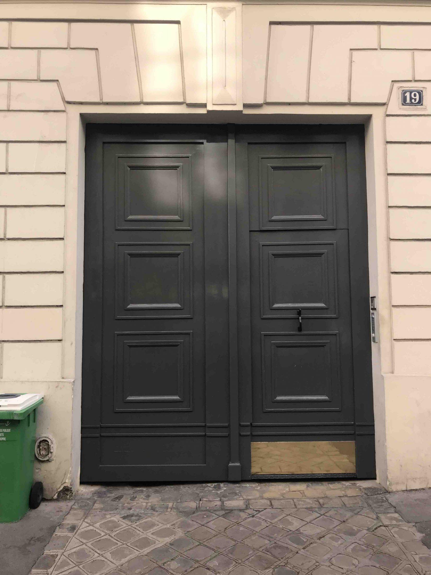 Porte 2 Paris 4