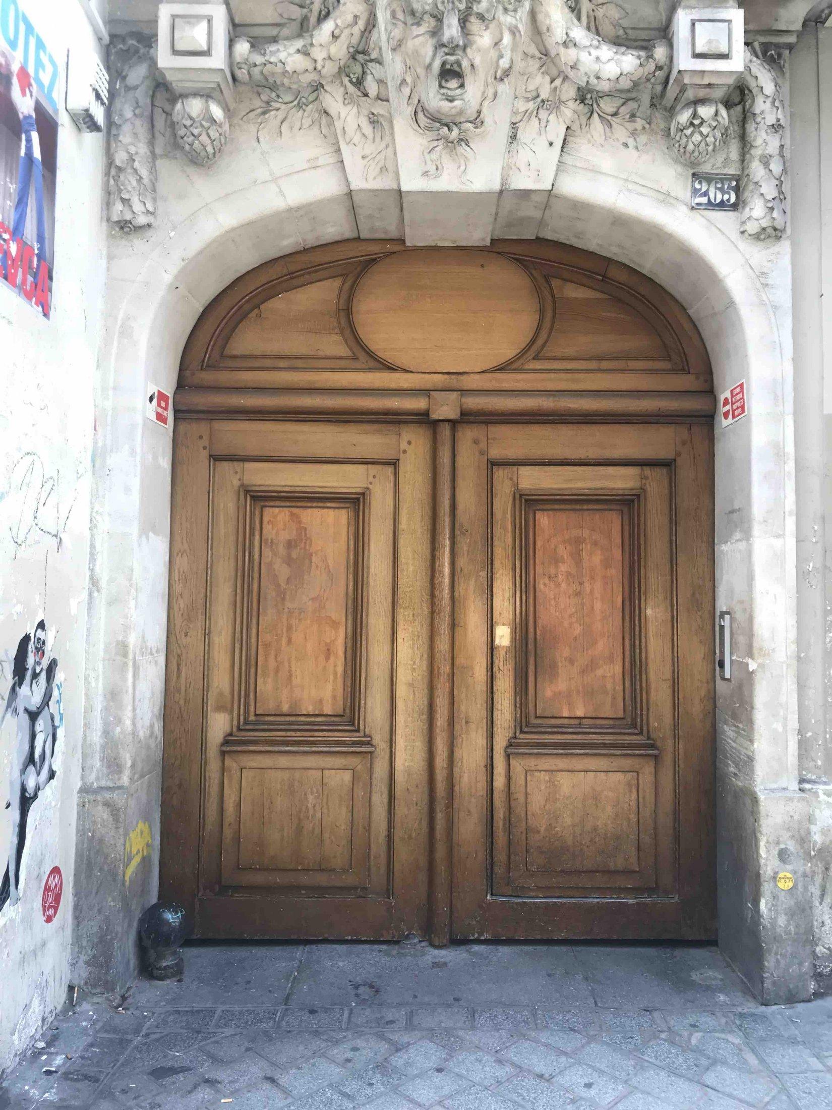 Porte 4 Paris 4