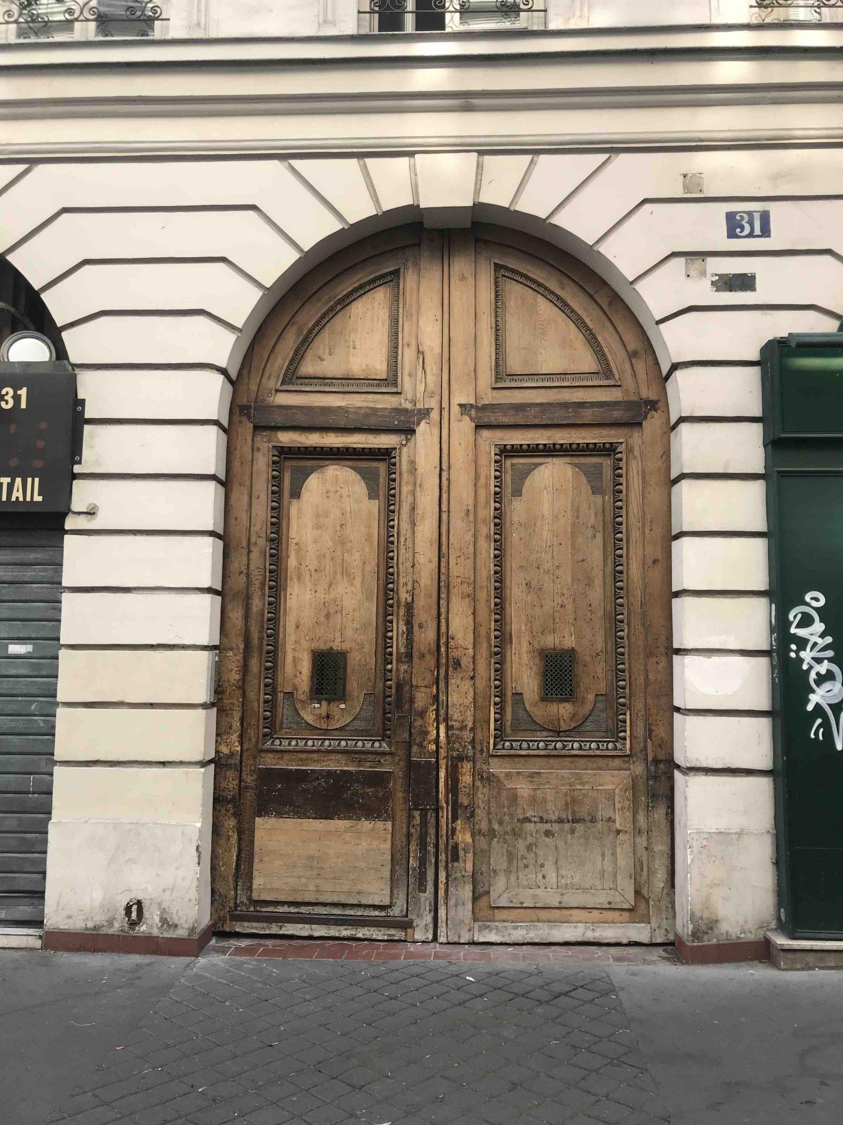 Porte 5 Paris 4
