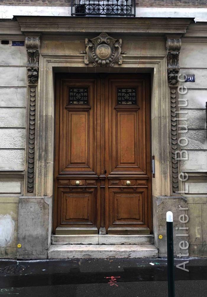 Porte Batarde - 20 RUE D\'ORLEANS NEUILLY.SEINE