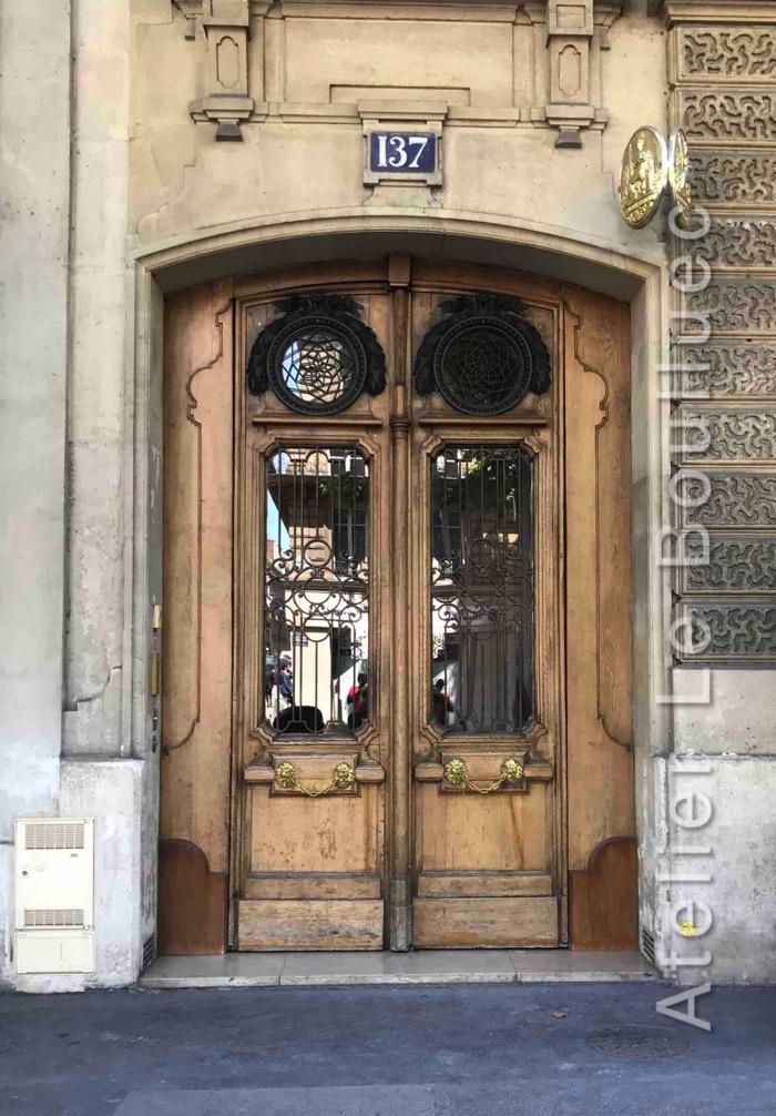 Porte Batarde - PARIS 8