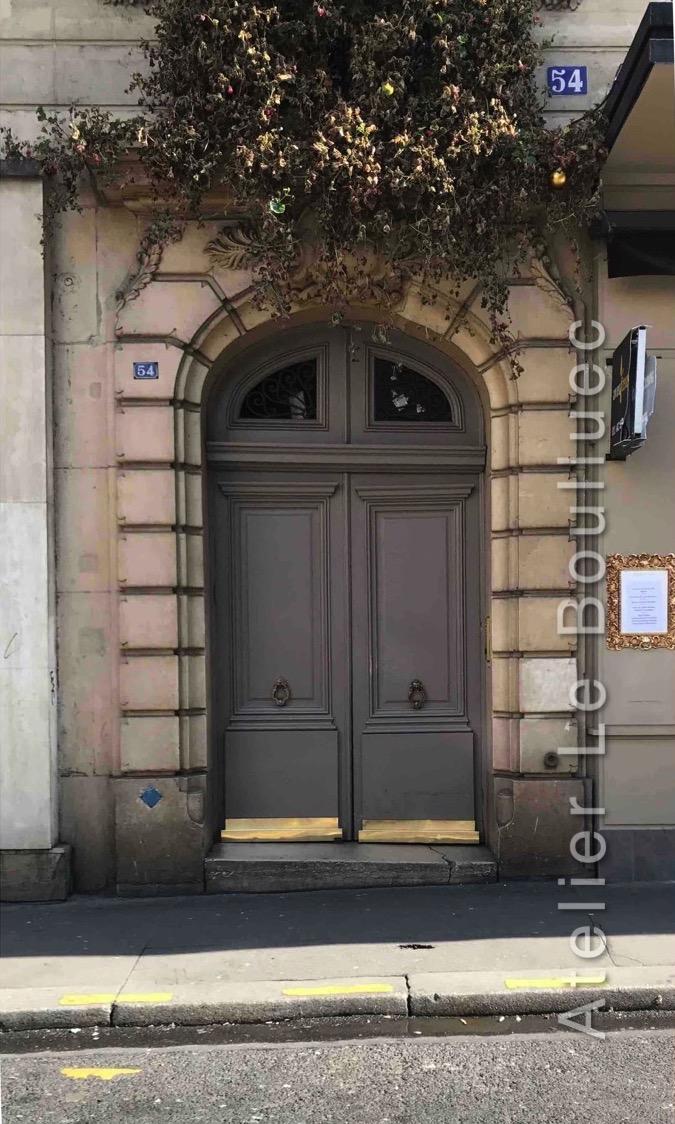 Porte Batarde - Paris 5