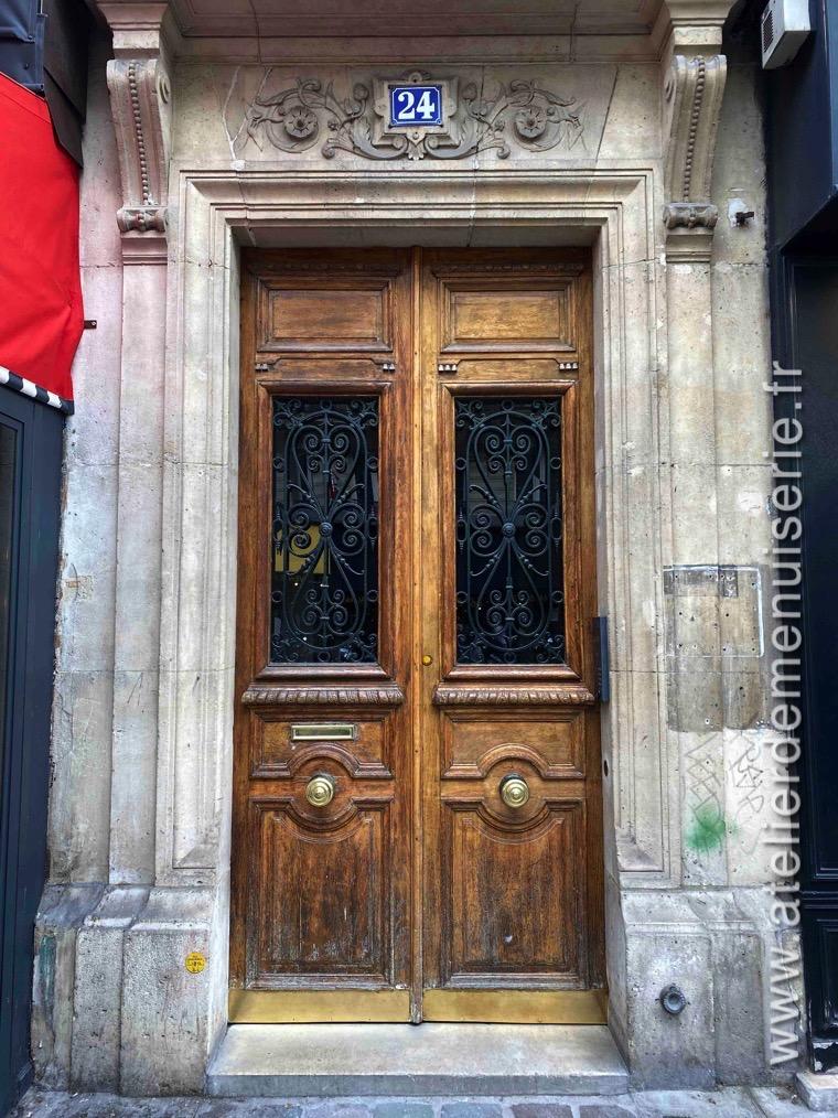 Porte Batarde 24 RUE DU PONT NEUF PARIS 1ER