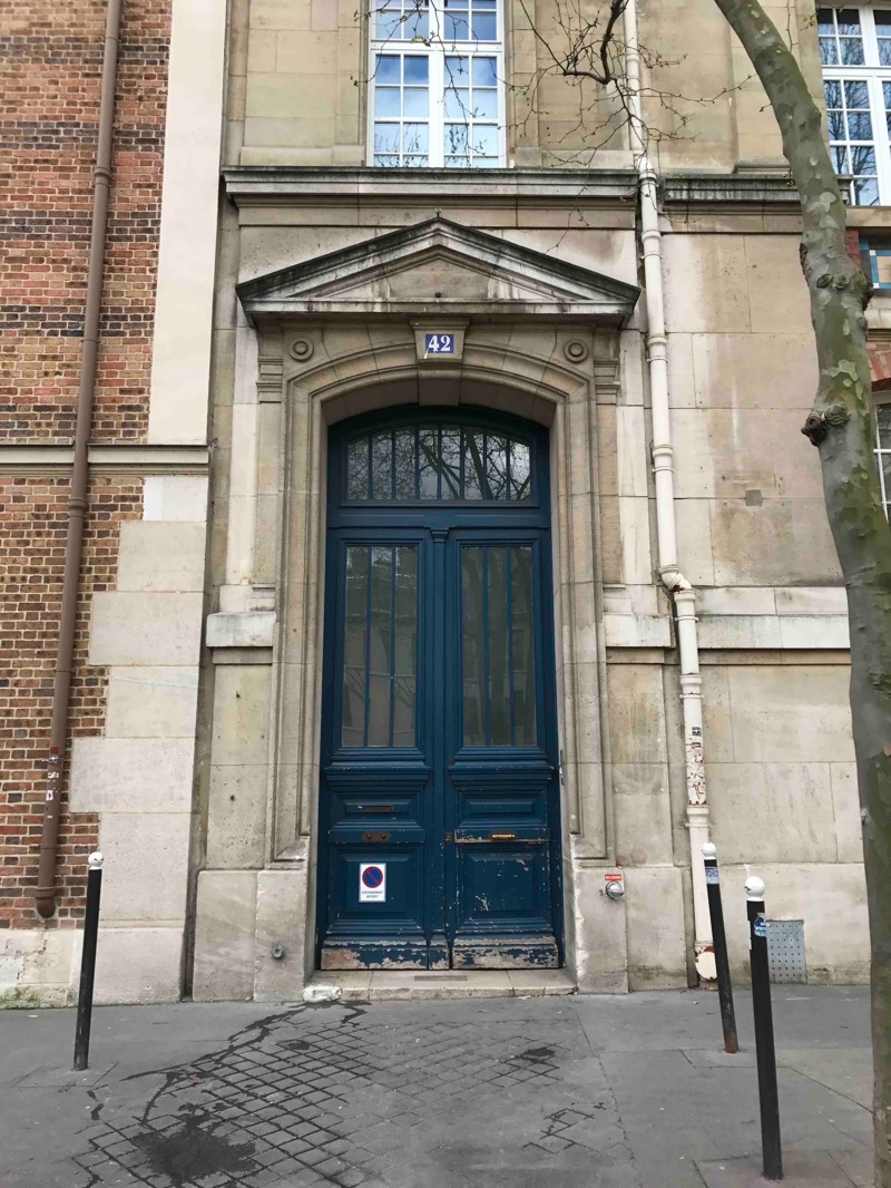 Porte Batarde Très Haute - 42 Rue Duquesne