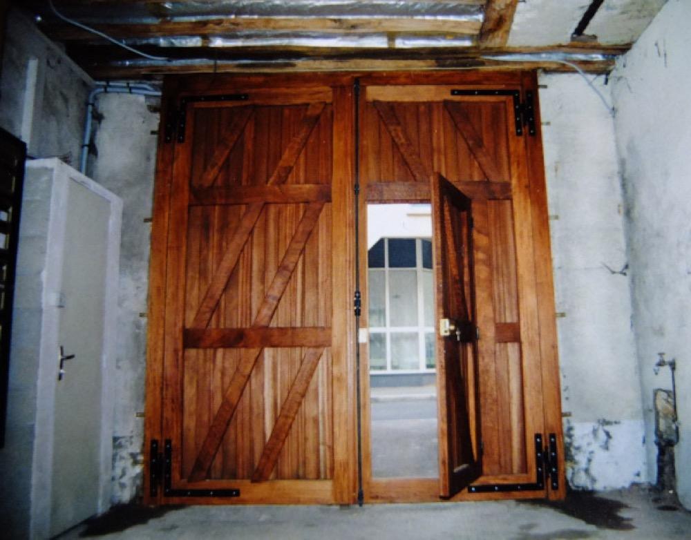 Porte Charetière