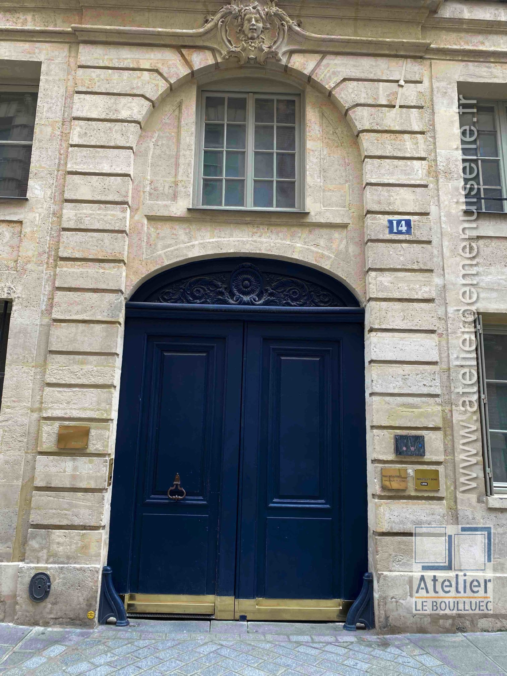 Porte Cochère - 10 RUE NOTRE DAME DES VICTOIRES PARIS 10