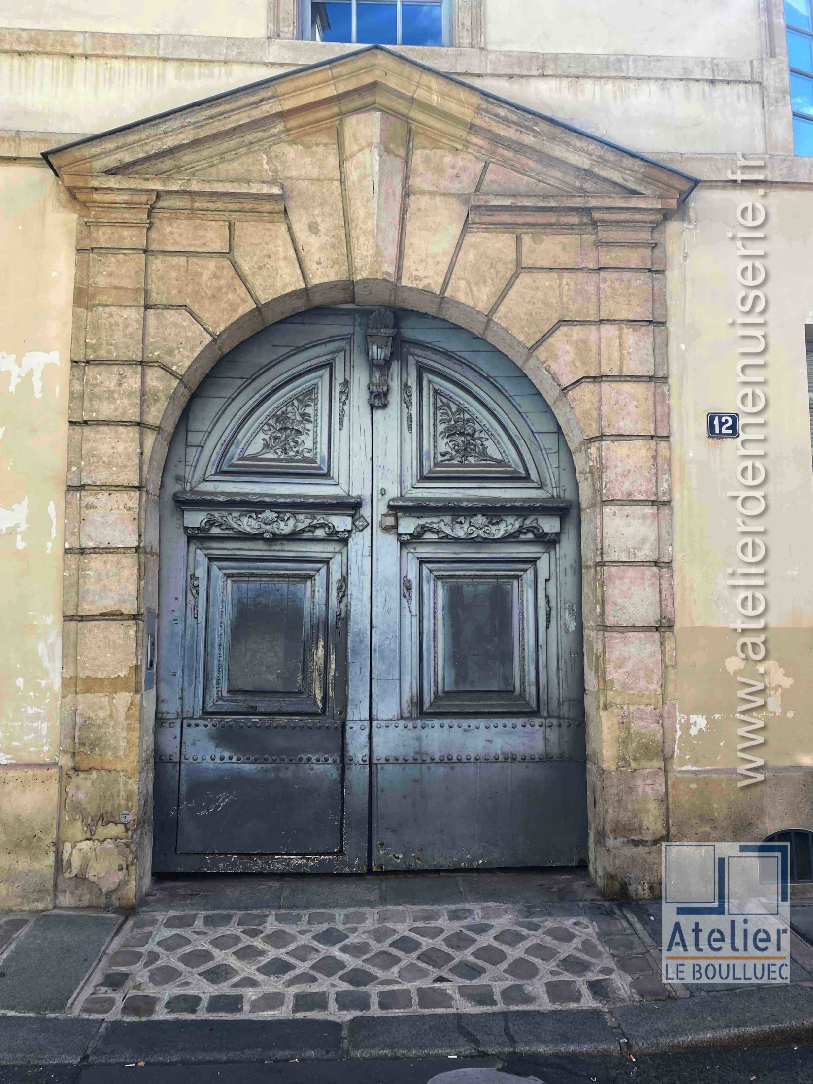 Porte Cochère - 12 RUE DES DECHARGEURS PARIS 1
