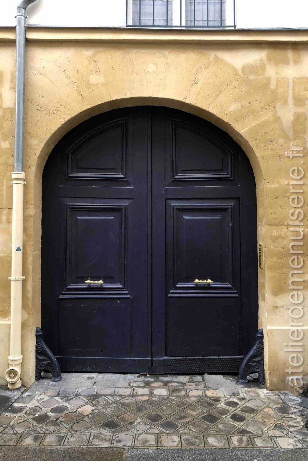 Porte Cochère - 19 RUE CHARLES V PARIS 4