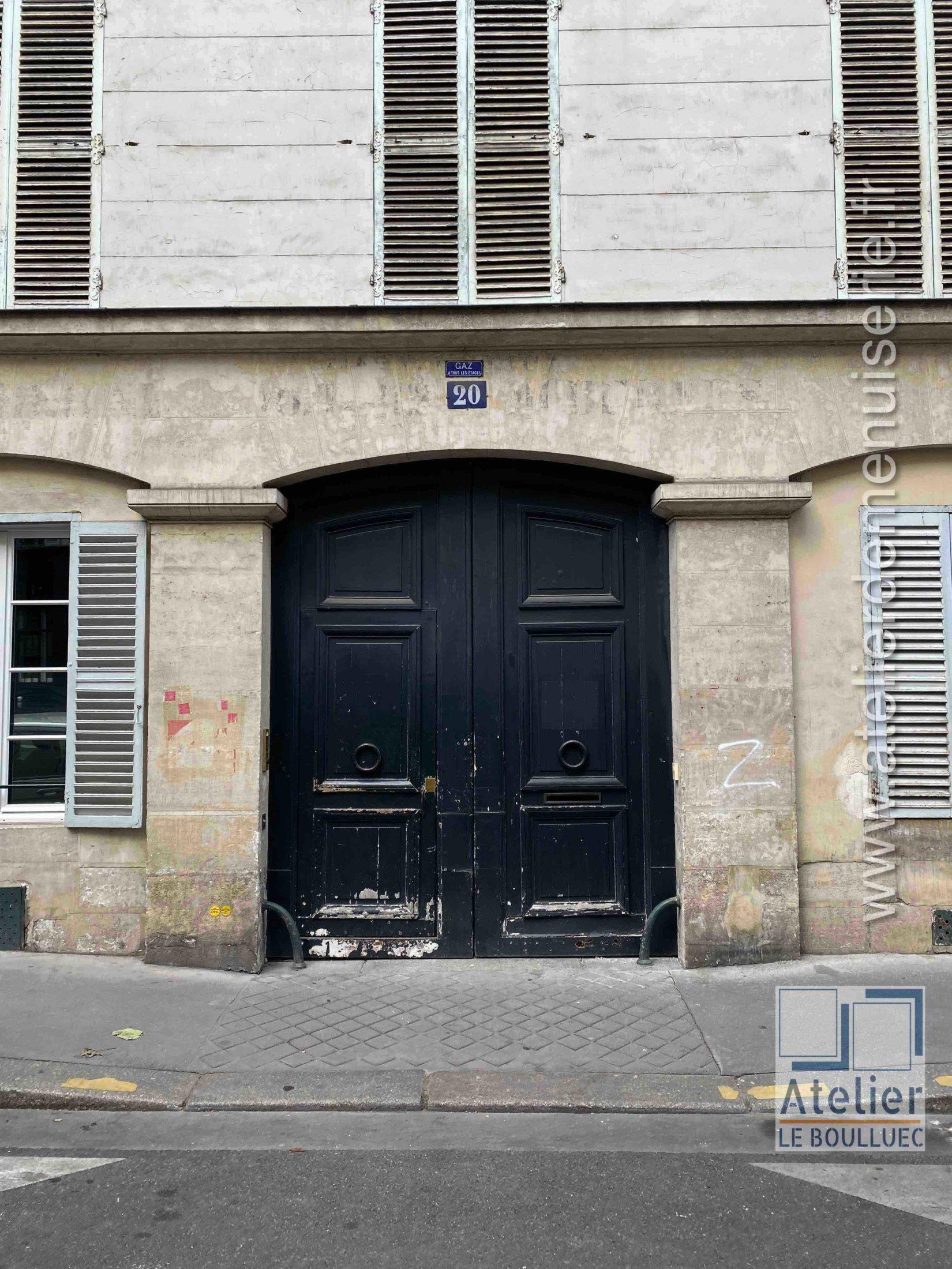 Porte Cochère - 20 RUE DE CONDE PARIS 6