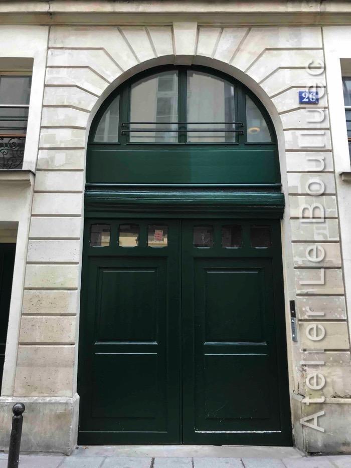 Porte Cochère - 26 RUE DU SENTIER PARIS 9