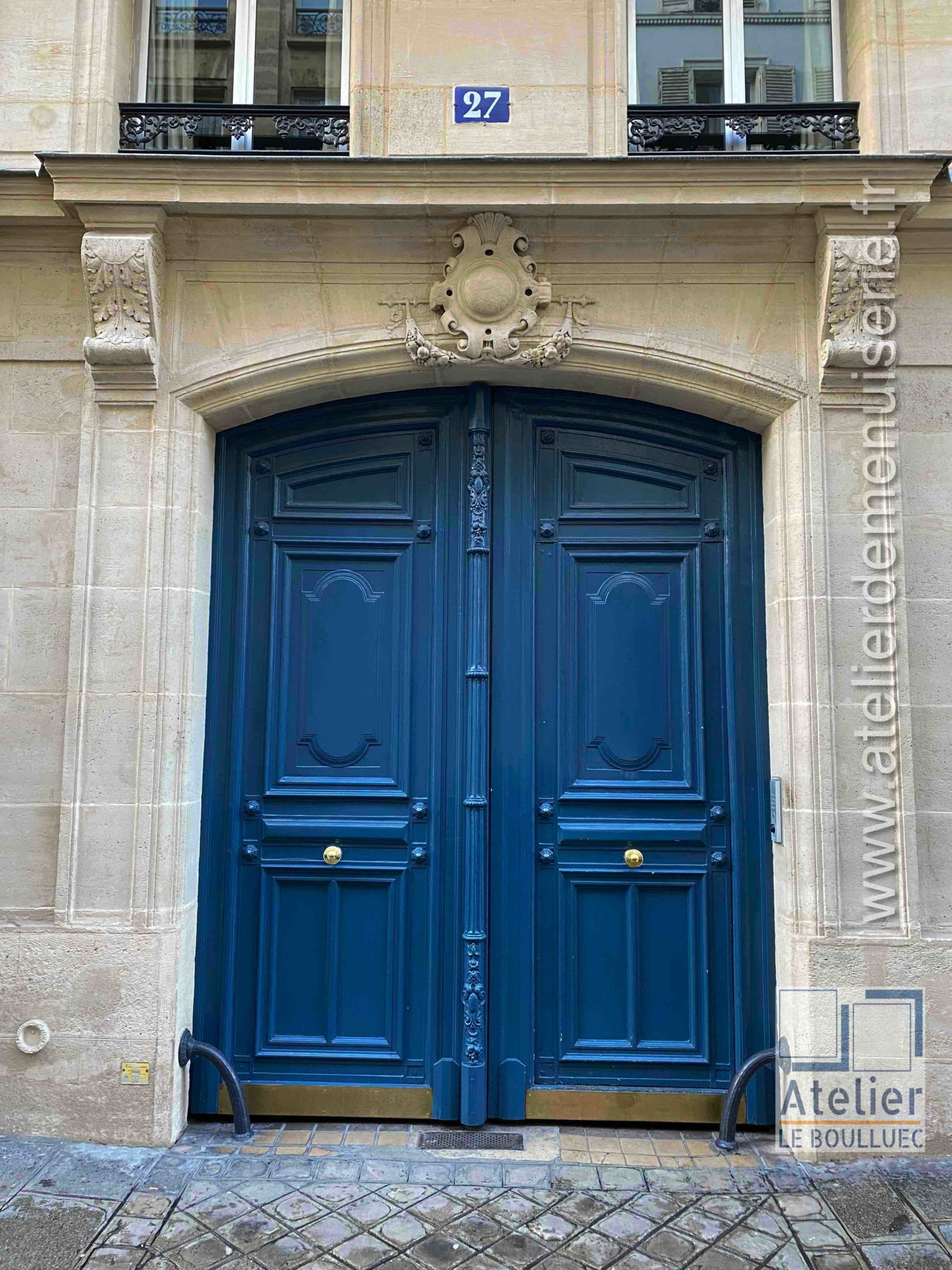 Porte Cochère - 27 RUE DE L\'UNIVERSITE PARIS7
