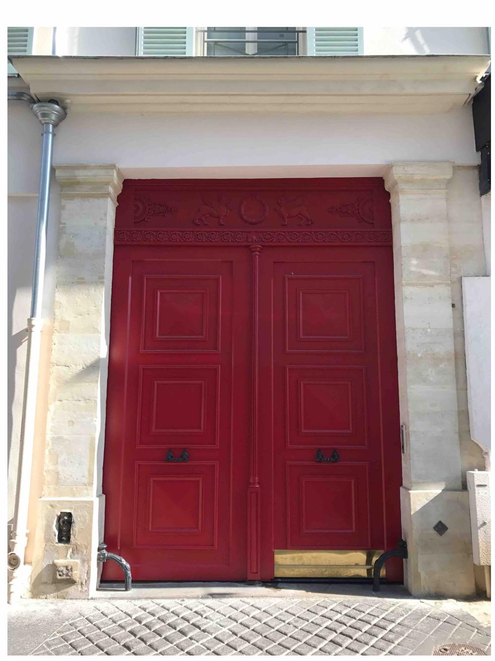 Porte Cochère - 2 Rue Lemercier - Paris 17