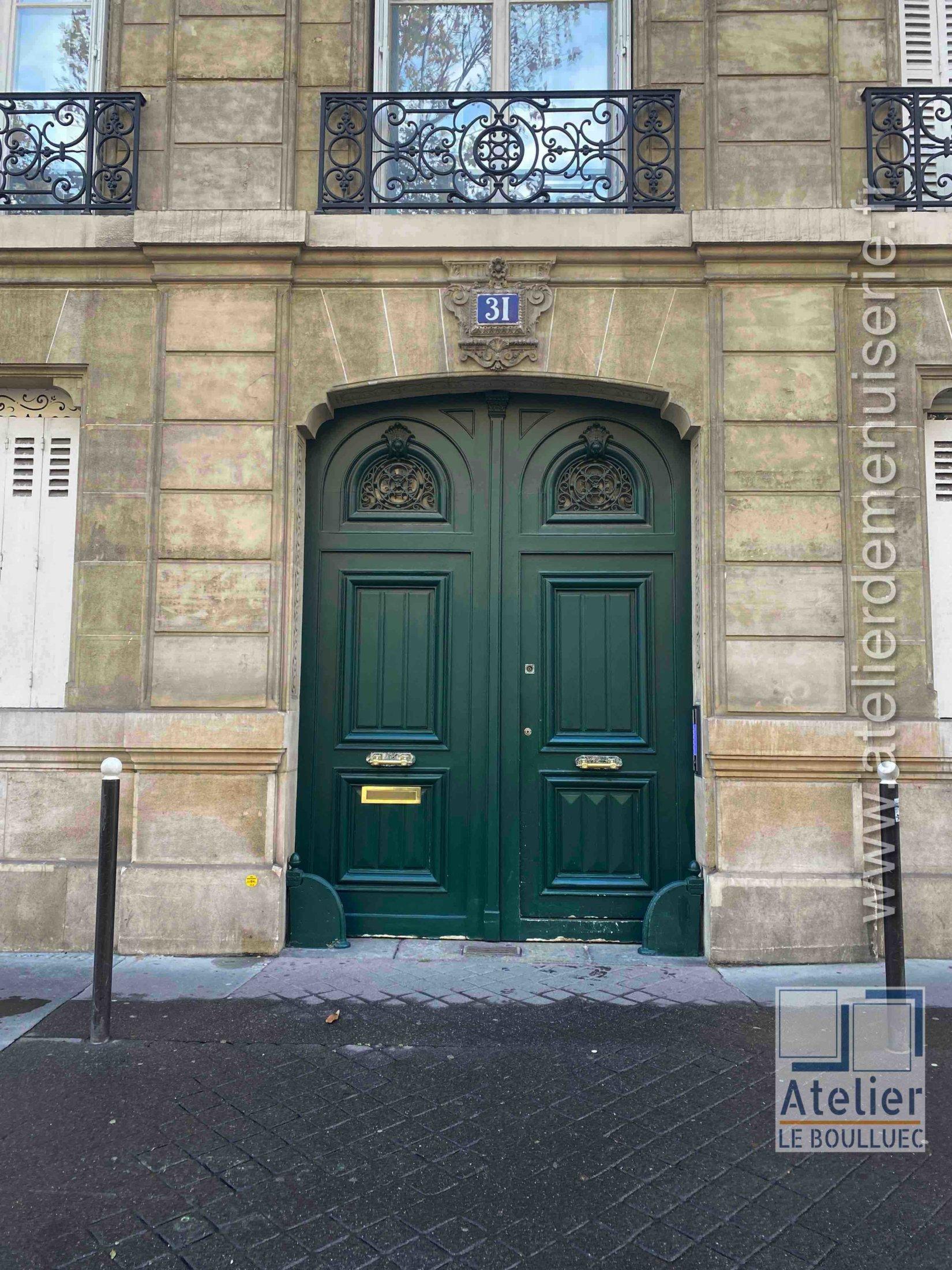 Porte Cochère - 31 AVENUE KLEBER PARIS 16