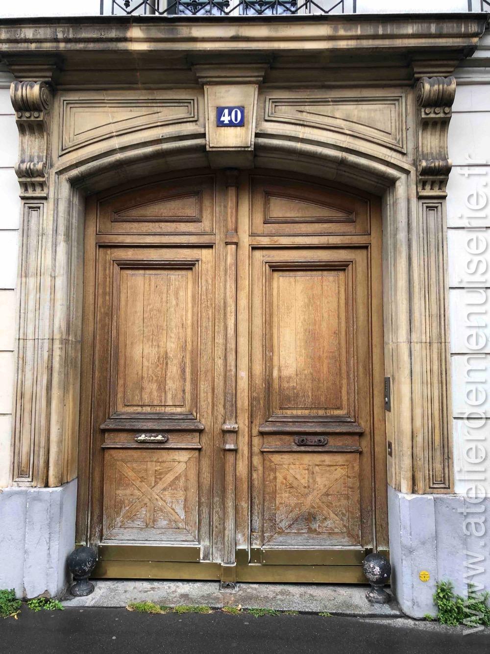 Porte Cochère - 40 RUE CORIOLS PARIS 12