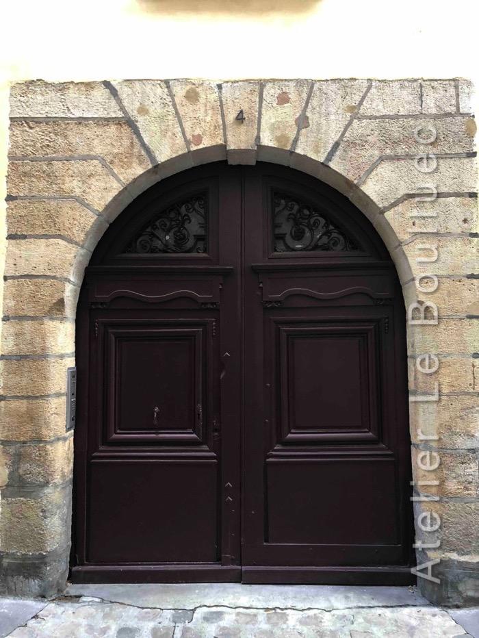Porte Cochère - 4 RUE DES POITEVINS PARIS 5