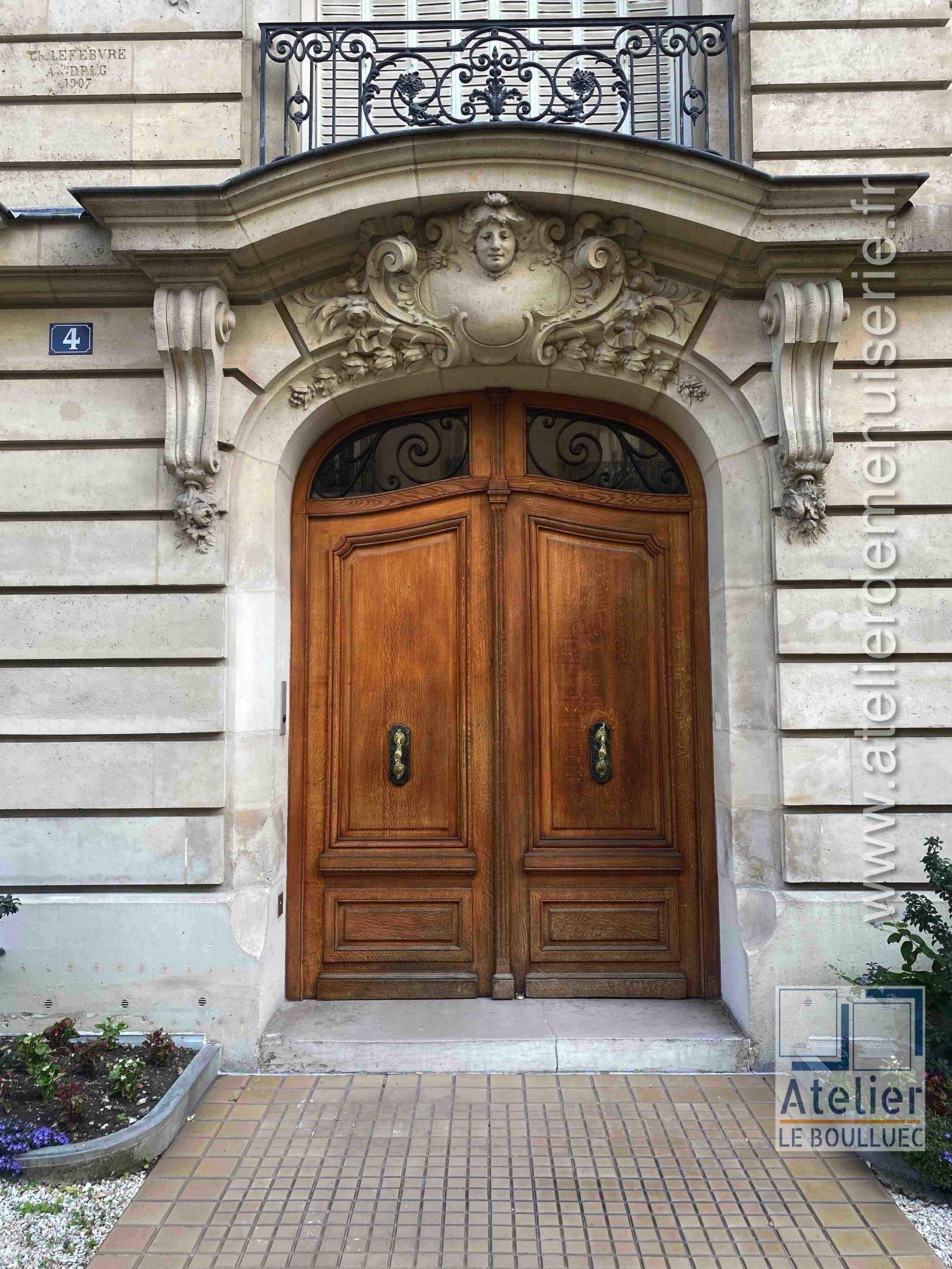 Porte Cochère - 4 RUE MARECHAL HARISPE
