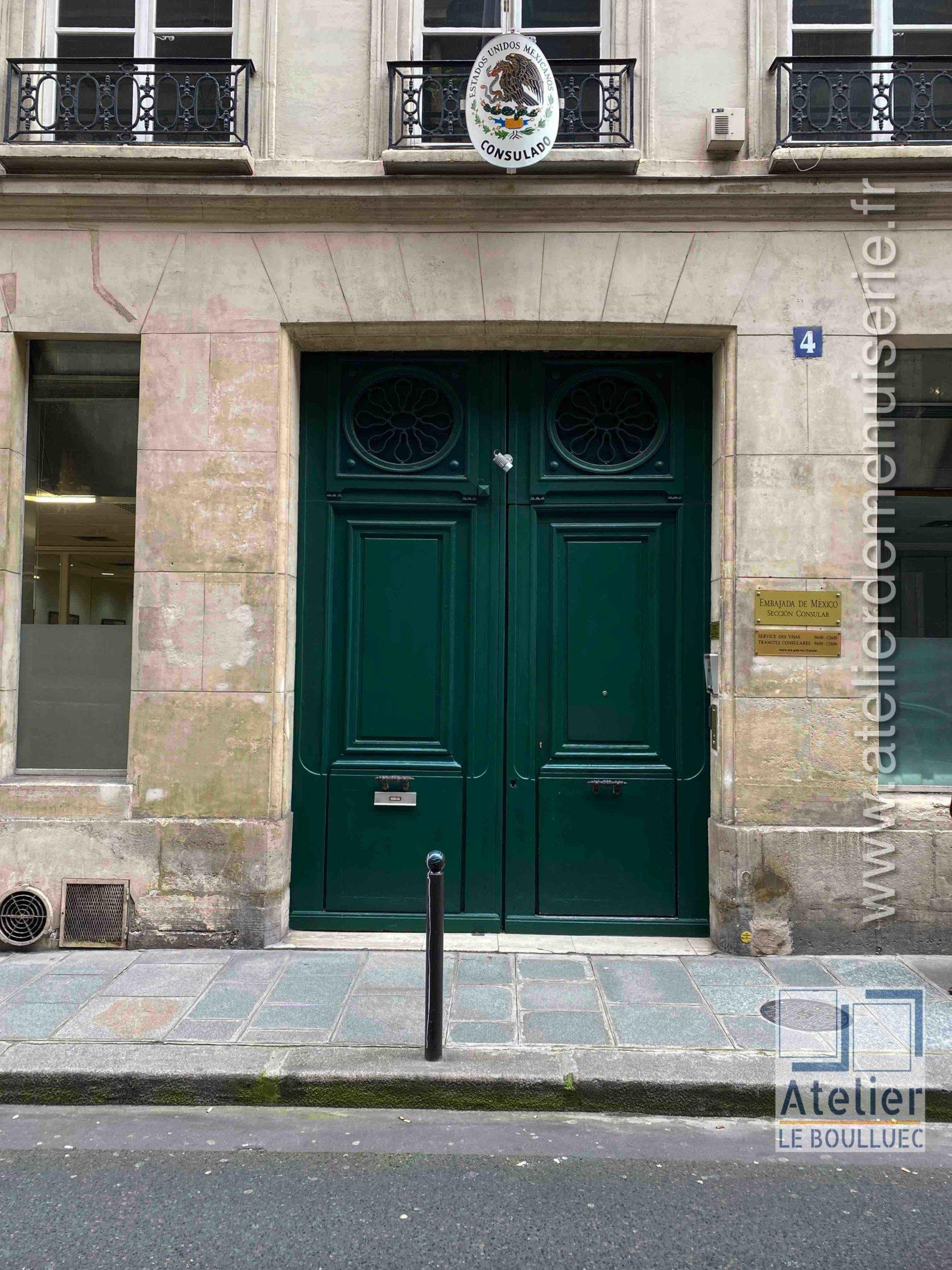 Porte Cochère - 4 RUE NOTRE DAME DES VICTOIRES PARIS 10