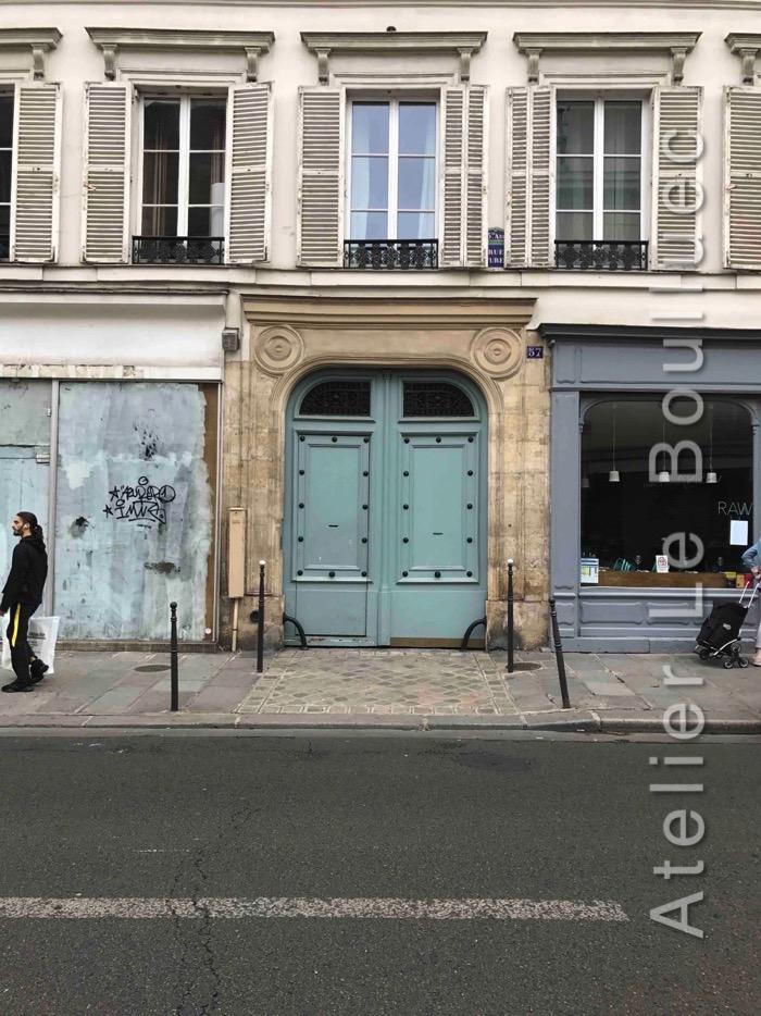 Porte Cochère - 57 Rue De Turenne