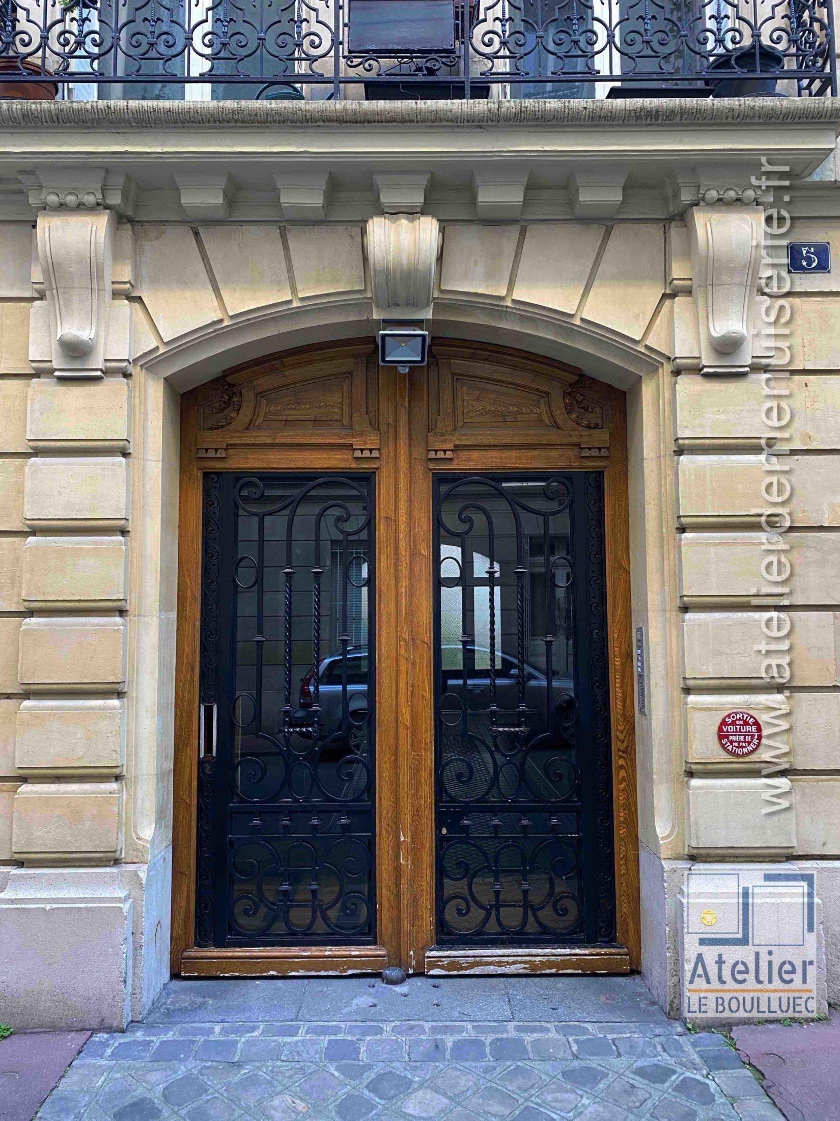 Porte Cochère - 5 CITEE MONTHIER PARIS 9